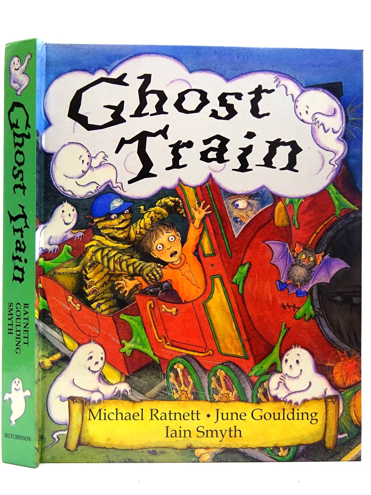 Photo of GHOST TRAIN- Stock Number: 2126602