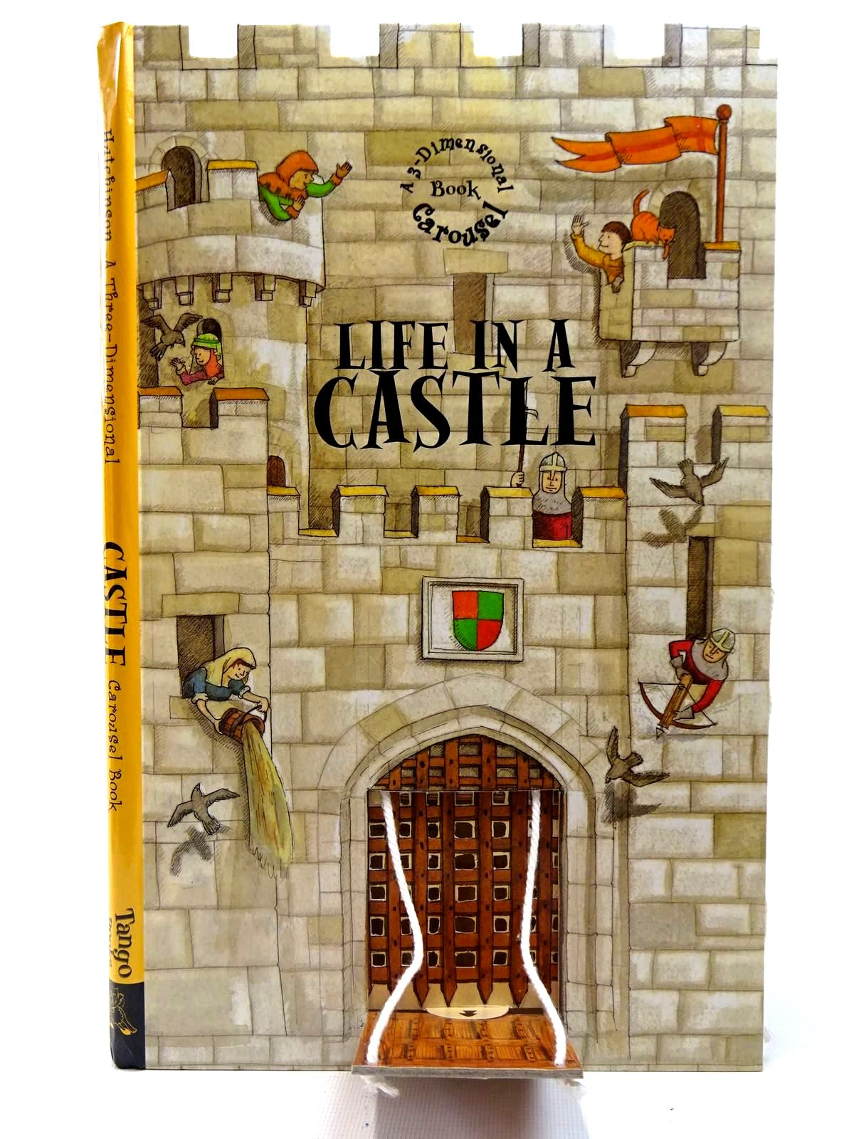 Photo of LIFE IN A CASTLE A 3-DIMENSIONAL CAROUSEL BOOK- Stock Number: 2126603