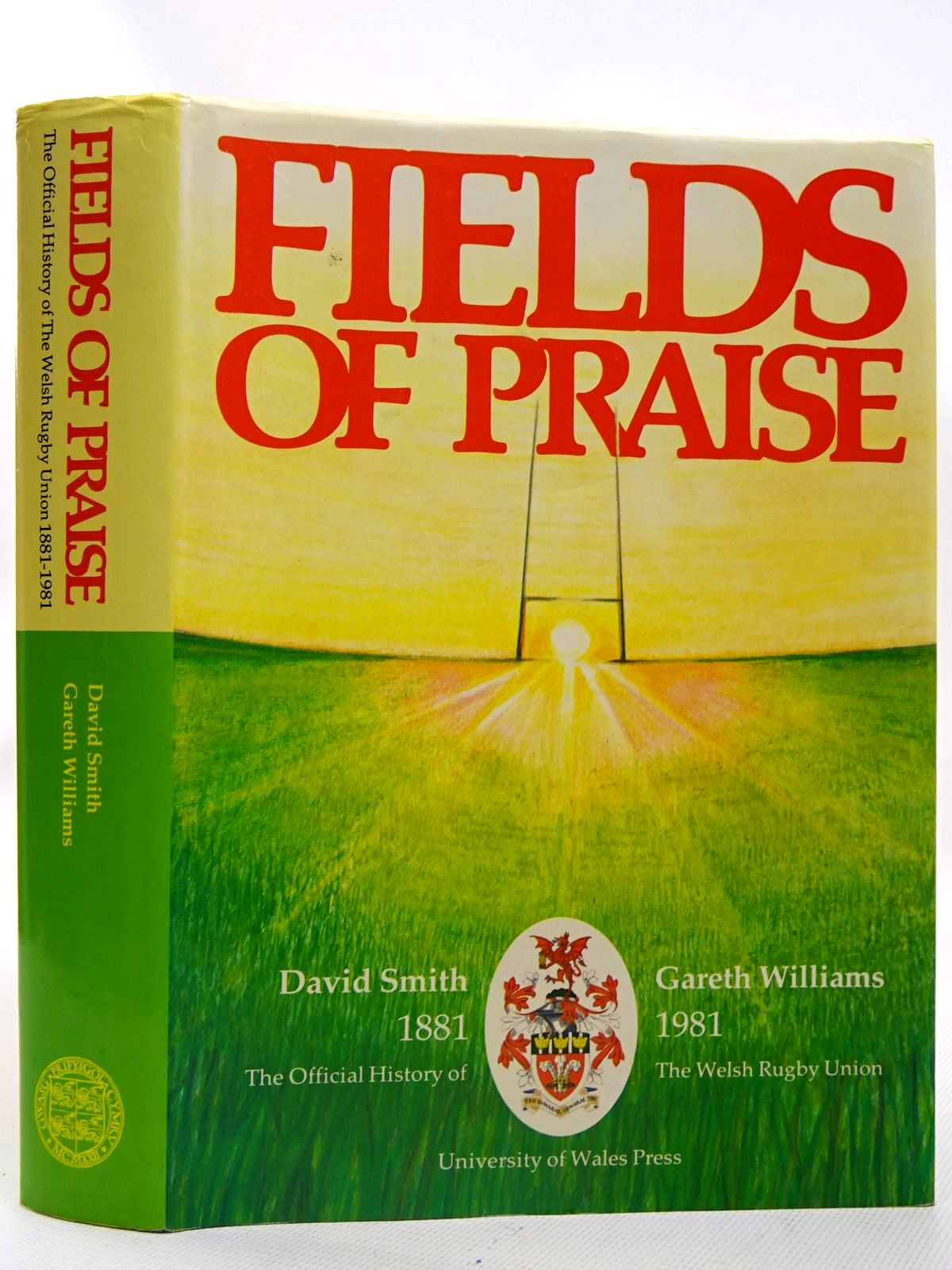 Photo of FIELDS OF PRAISE written by Smith, David<br />Williams, Gareth published by University of Wales (STOCK CODE: 2126620)  for sale by Stella & Rose's Books