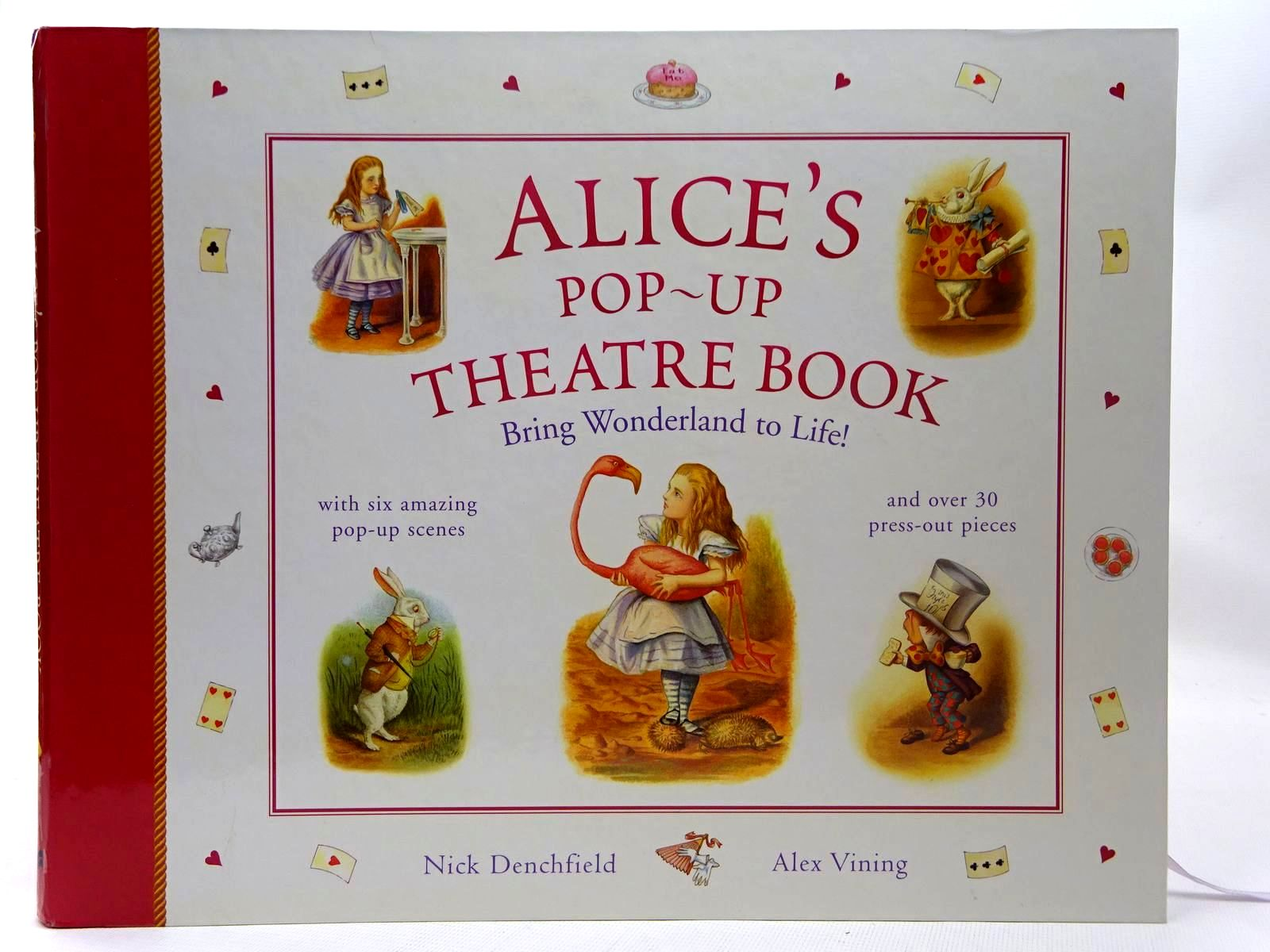 Photo of ALICE'S POP-UP THEATRE BOOK written by Carroll, Lewis