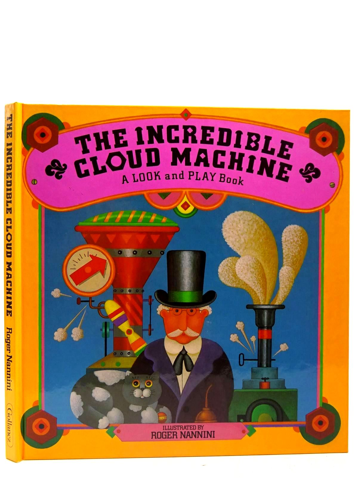 Photo of THE INCREDIBLE CLOUD MACHINE- Stock Number: 2126640