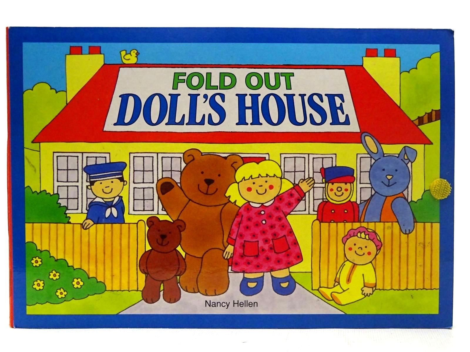 Photo of FOLD OUT DOLL'S HOUSE- Stock Number: 2126646