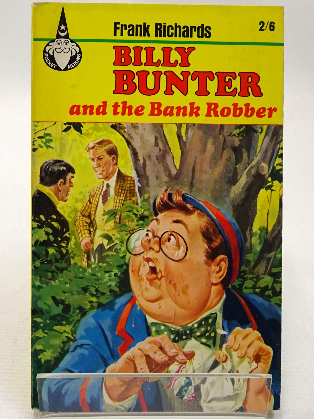 Photo of BILLY BUNTER AND THE BANK ROBBER- Stock Number: 2126705