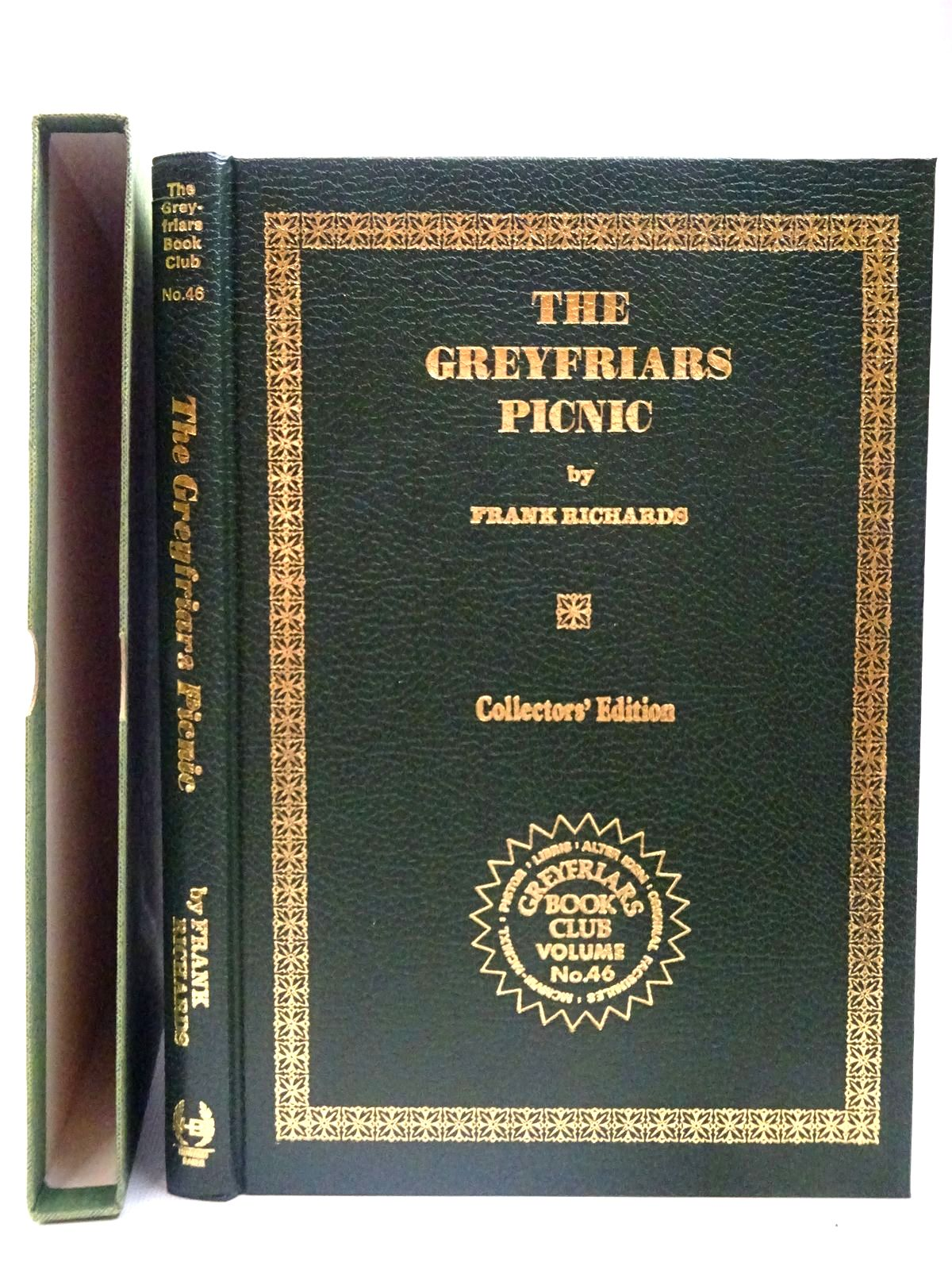 Photo of THE GREYFRIARS PICNIC written by Richards, Frank published by Howard Baker Press (STOCK CODE: 2126725)  for sale by Stella & Rose's Books