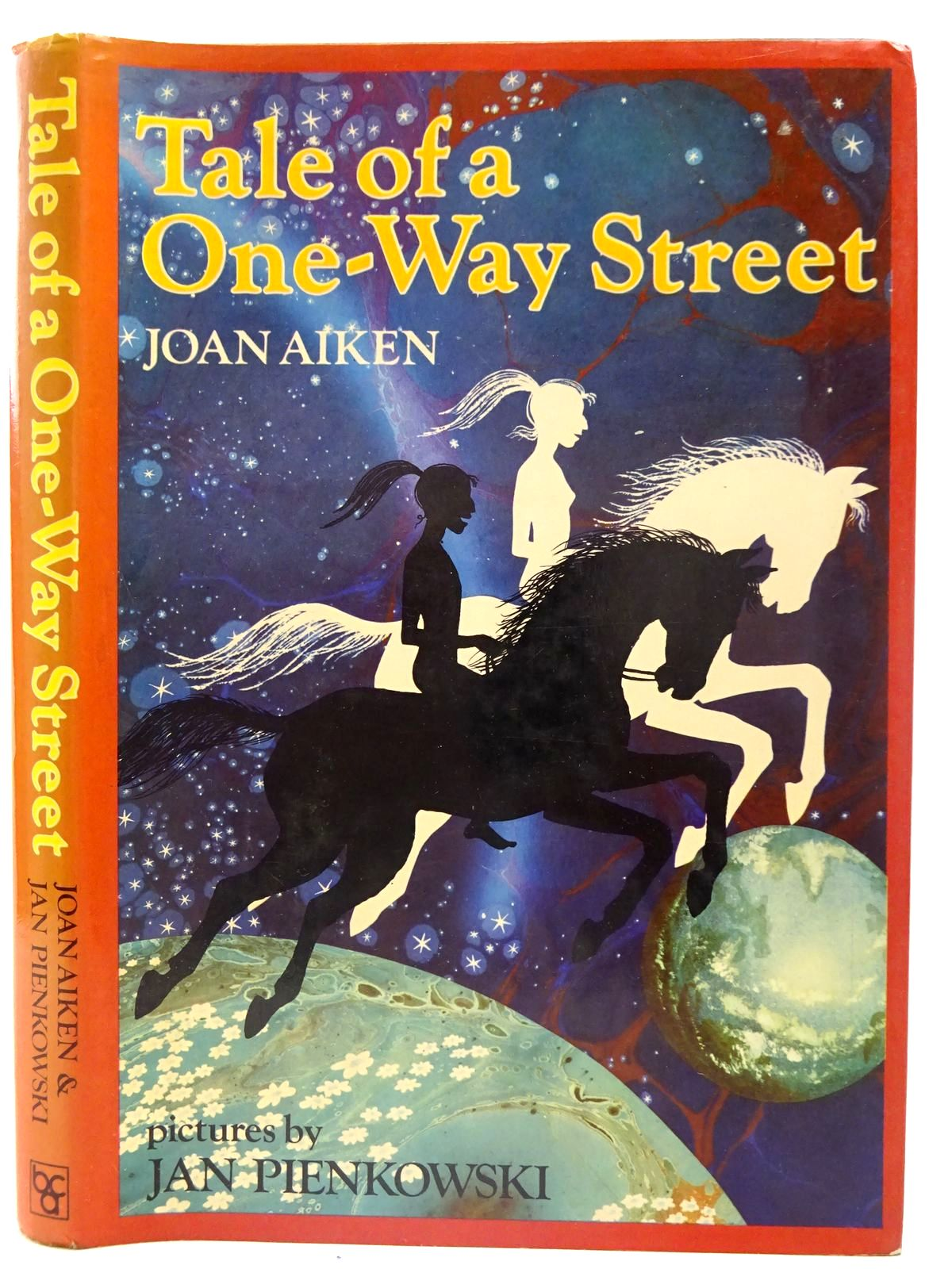 Photo of TALE OF A ONE-WAY STREET written by Aiken, Joan illustrated by Pienkowski, Jan published by Book Club Associates (STOCK CODE: 2126728)  for sale by Stella & Rose's Books