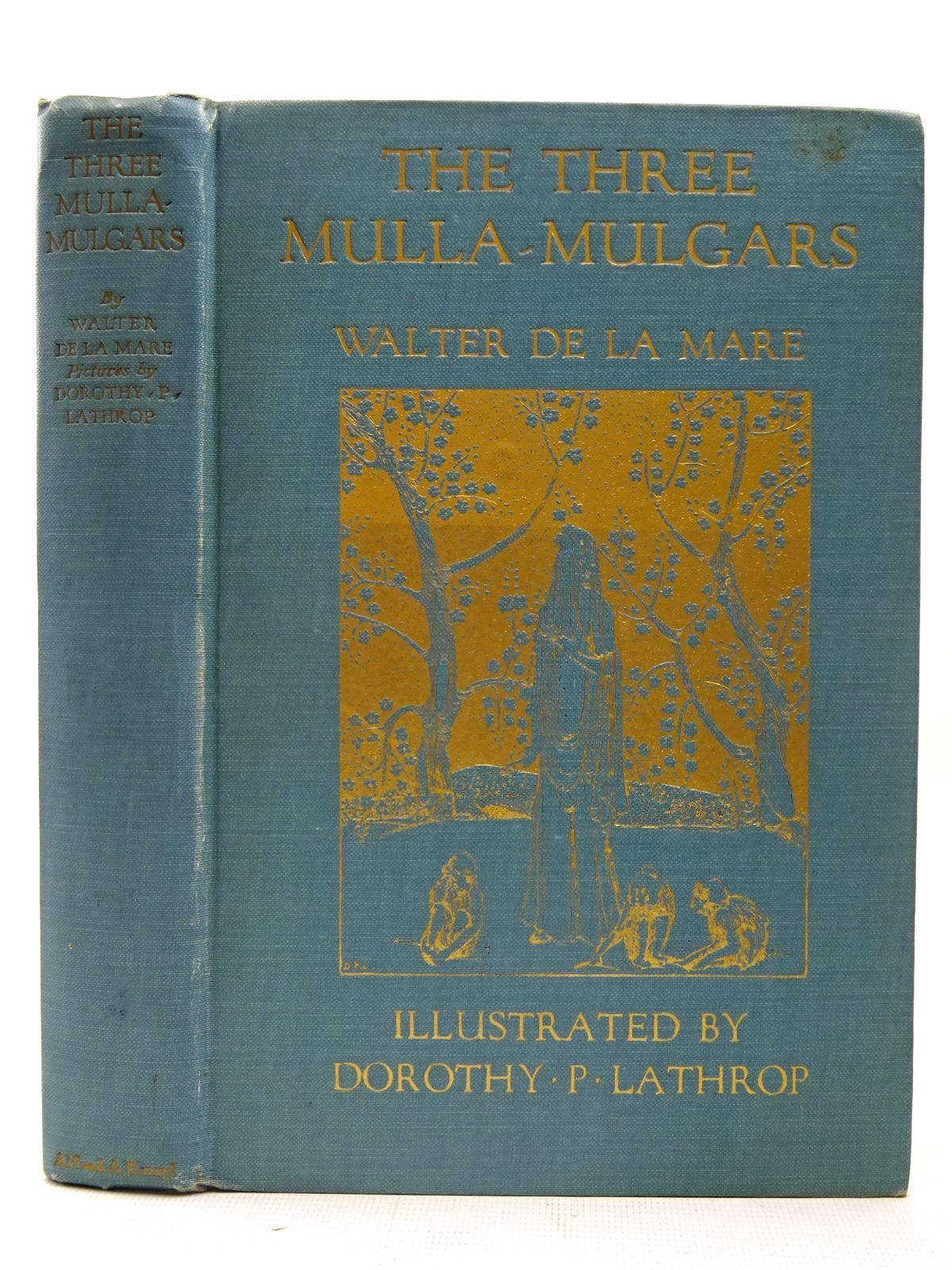 Photo of THE THREE MULLA-MULGARS- Stock Number: 2126734