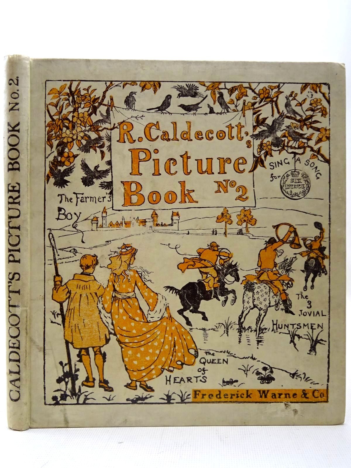 Photo of R. CALDECOTT'S PICTURE No. 2 illustrated by Caldecott, Randolph published by Frederick Warne & Co Ltd. (STOCK CODE: 2126738)  for sale by Stella & Rose's Books