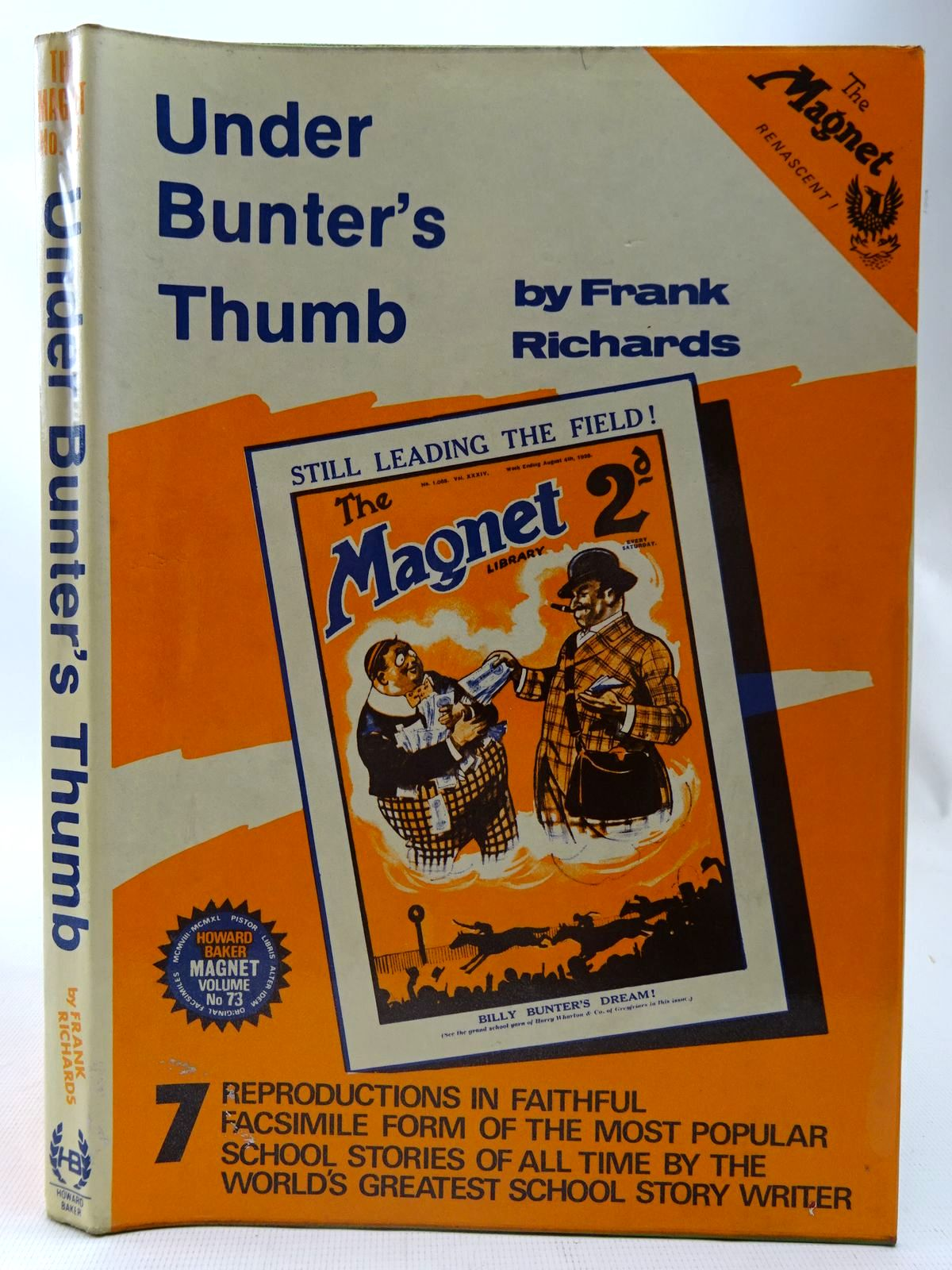 Photo of UNDER BUNTER'S THUMB- Stock Number: 2126754