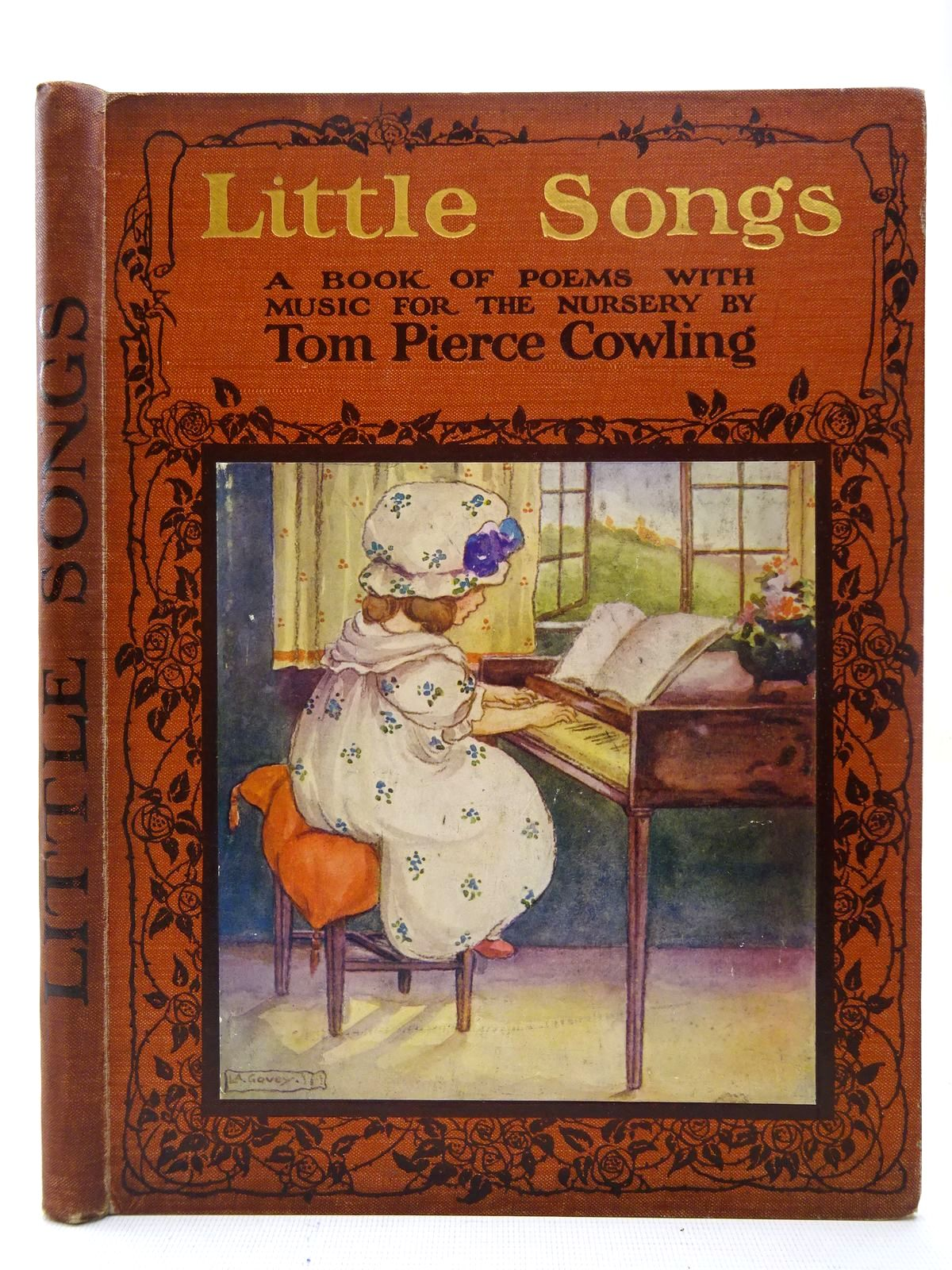 Photo of LITTLE SONGS written by Cowling, Tom Pierce illustrated by Govey, Lilian Amy published by Henry Frowde, Hodder & Stoughton (STOCK CODE: 2126826)  for sale by Stella & Rose's Books