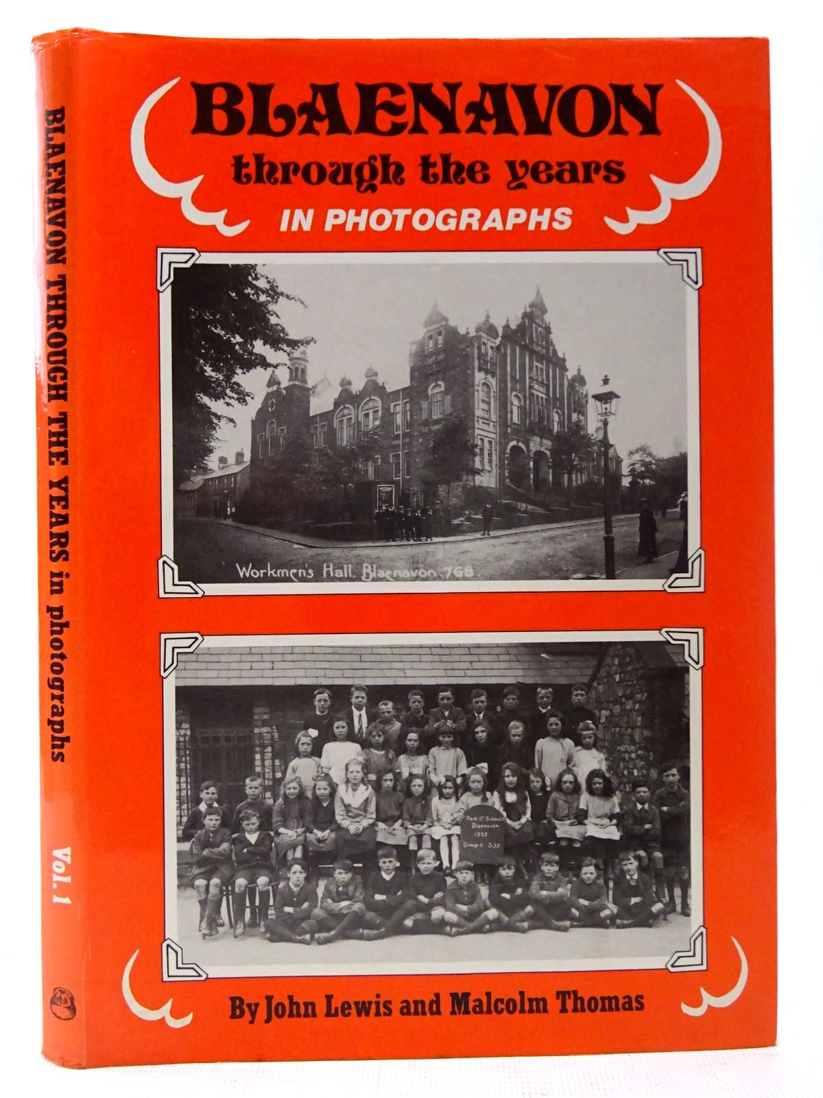 Photo of BLAENAVON THROUGH THE YEARS IN PHOTOGRAPHS- Stock Number: 2126841