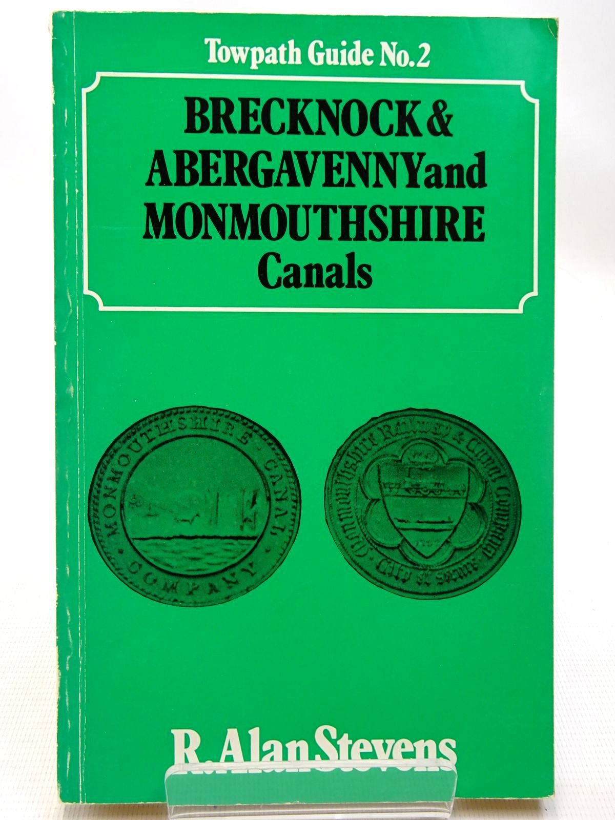 Photo of BRECKNOCK & ABERGAVENNY AND MONMOUTHSHIRE CANALS written by Stevens, R. Alan published by Goose and Son (STOCK CODE: 2126852)  for sale by Stella & Rose's Books