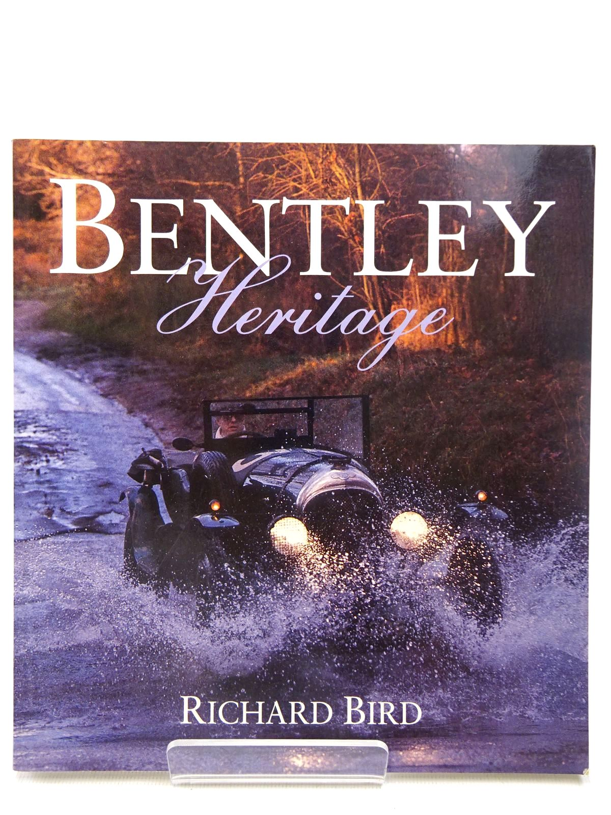 Photo of BENTLEY HERITAGE written by Bird, Richardh published by Osprey Automotive (STOCK CODE: 2126858)  for sale by Stella & Rose's Books