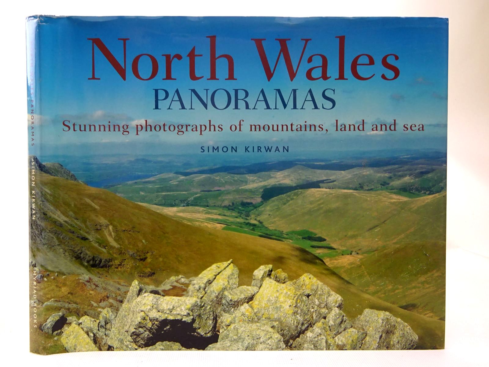 Photo of NORTH WALES PANORAMAS written by Kirwan, Simon published by Myriad Books Limited (STOCK CODE: 2126872)  for sale by Stella & Rose's Books
