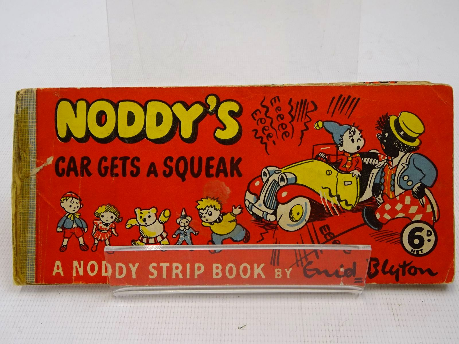 Photo of NODDY'S CAR GETS A SQUEAK- Stock Number: 2126901
