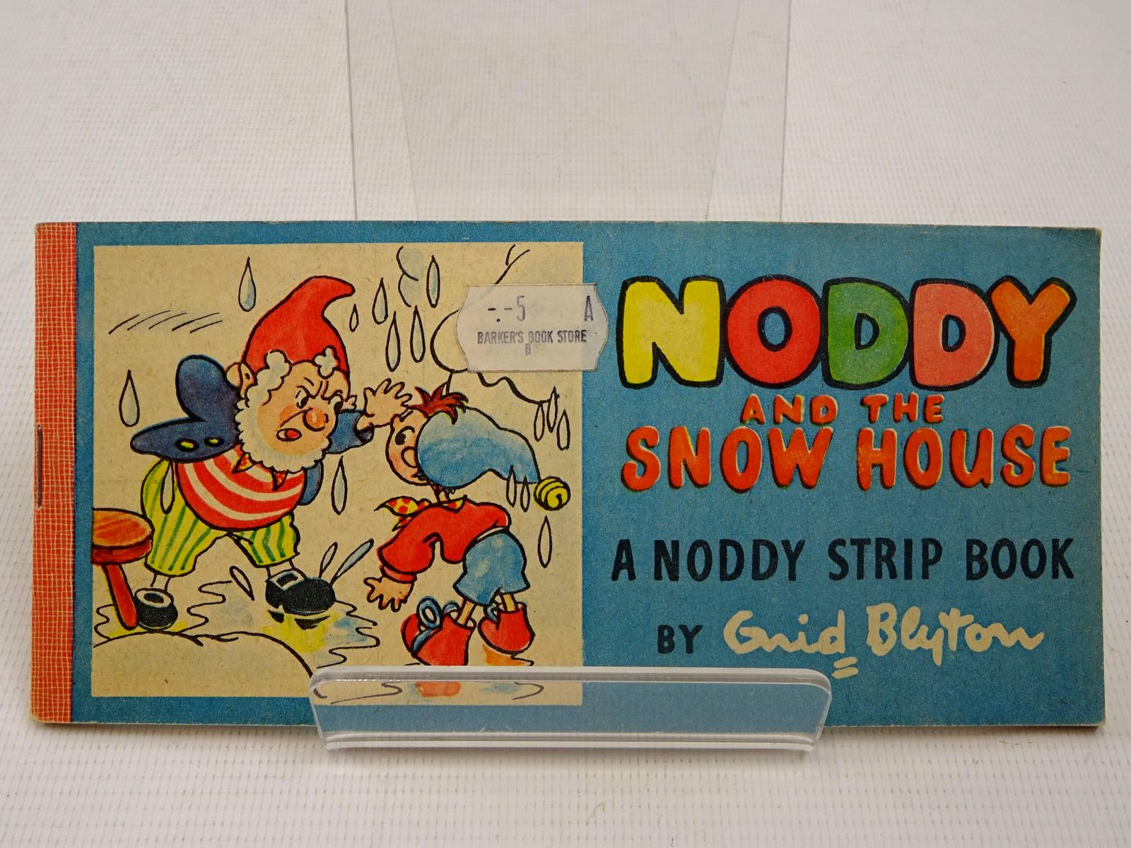 Photo of NODDY AND THE SNOW HOUSE- Stock Number: 2126903