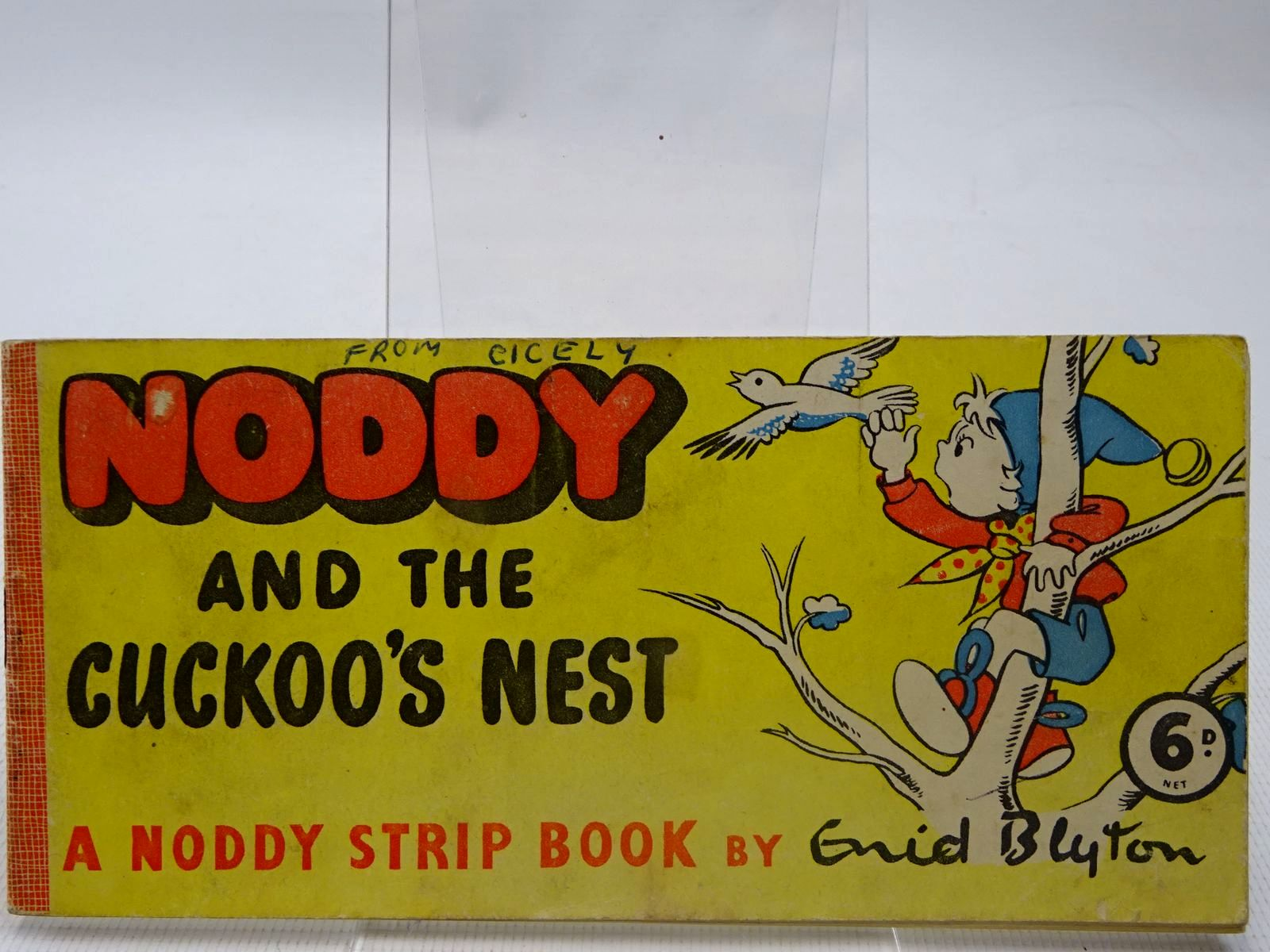 Photo of NODDY AND THE CUCKOO'S NEST- Stock Number: 2126905