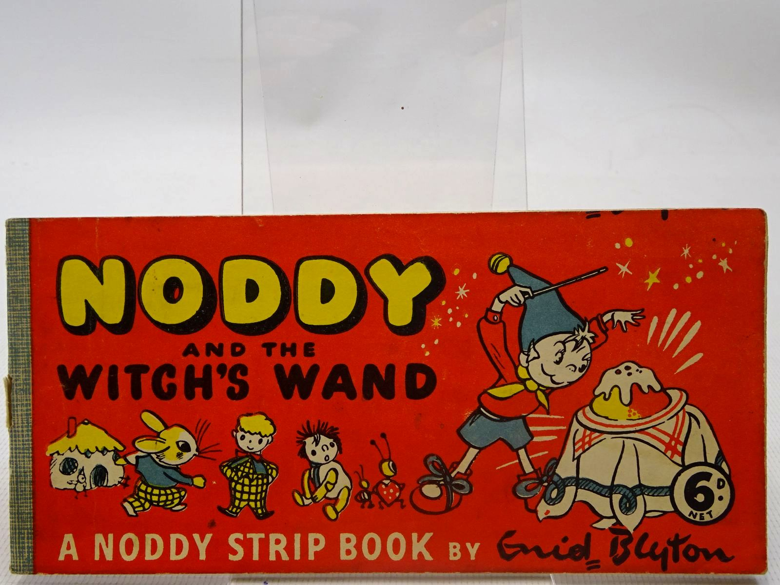 Photo of NODDY AND THE WITCH'S WAND- Stock Number: 2126906