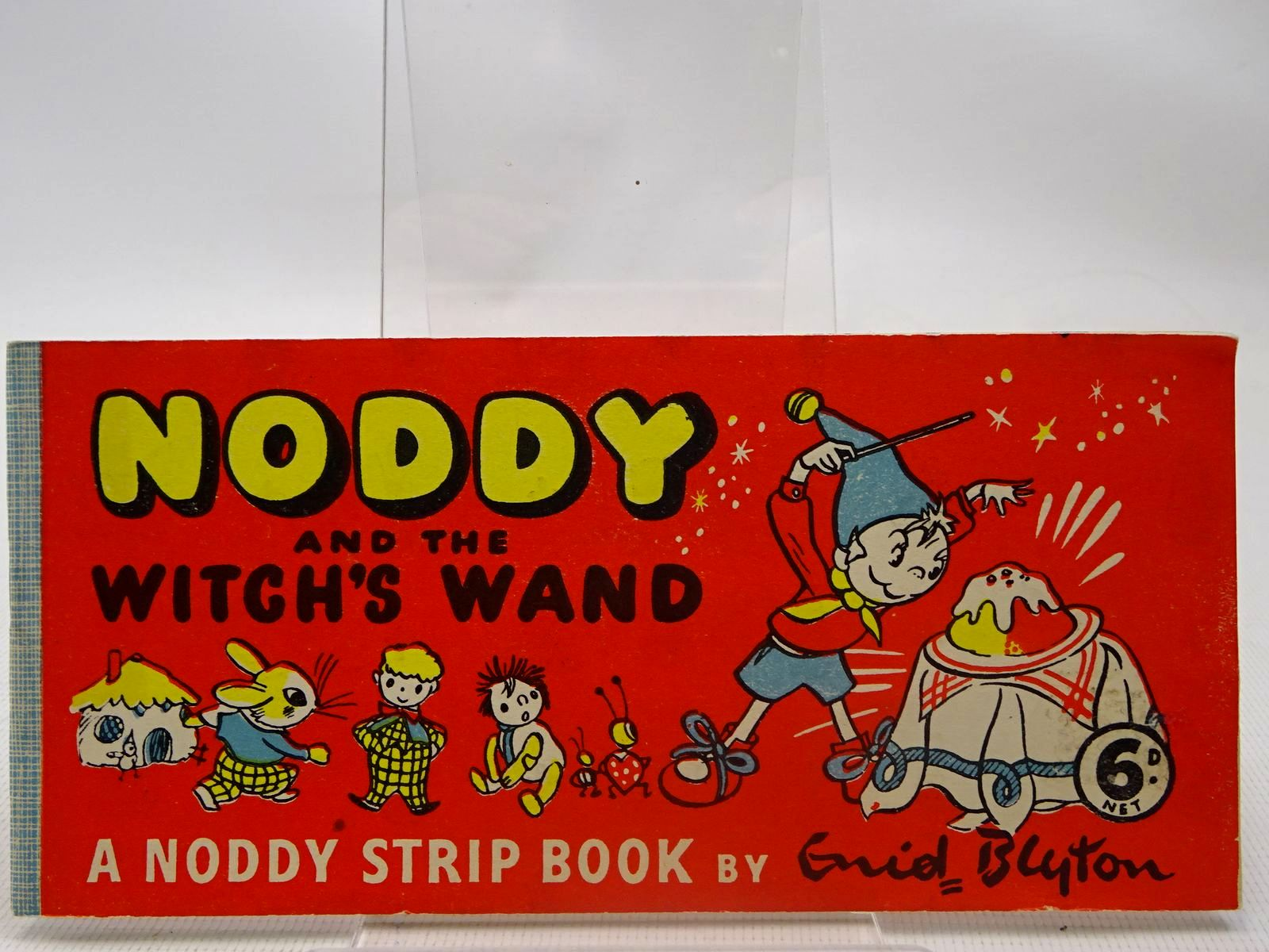 Photo of NODDY AND THE WITCH'S WAND- Stock Number: 2126909