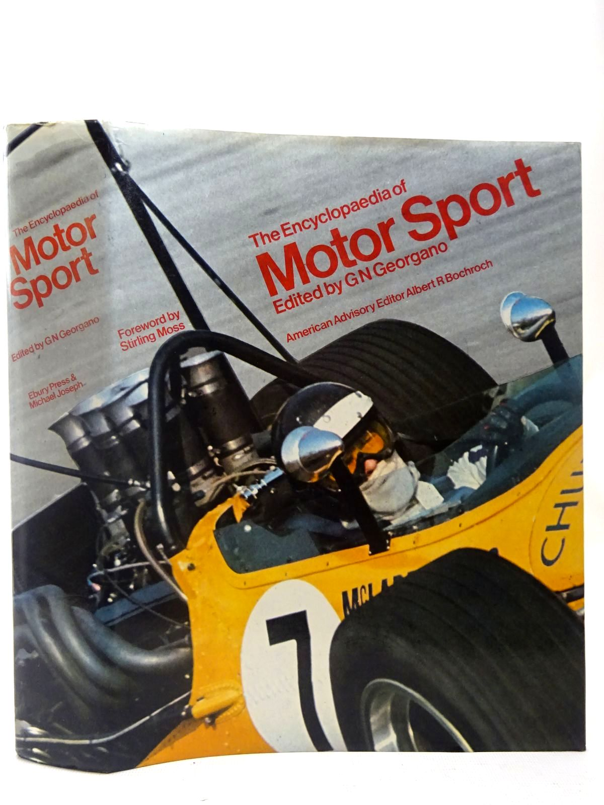 Photo of THE ENCYCLOPAEDIA OF MOTOR SPORT written by Georgano, G.N. published by Ebury Press, Michael Joseph (STOCK CODE: 2126987)  for sale by Stella & Rose's Books