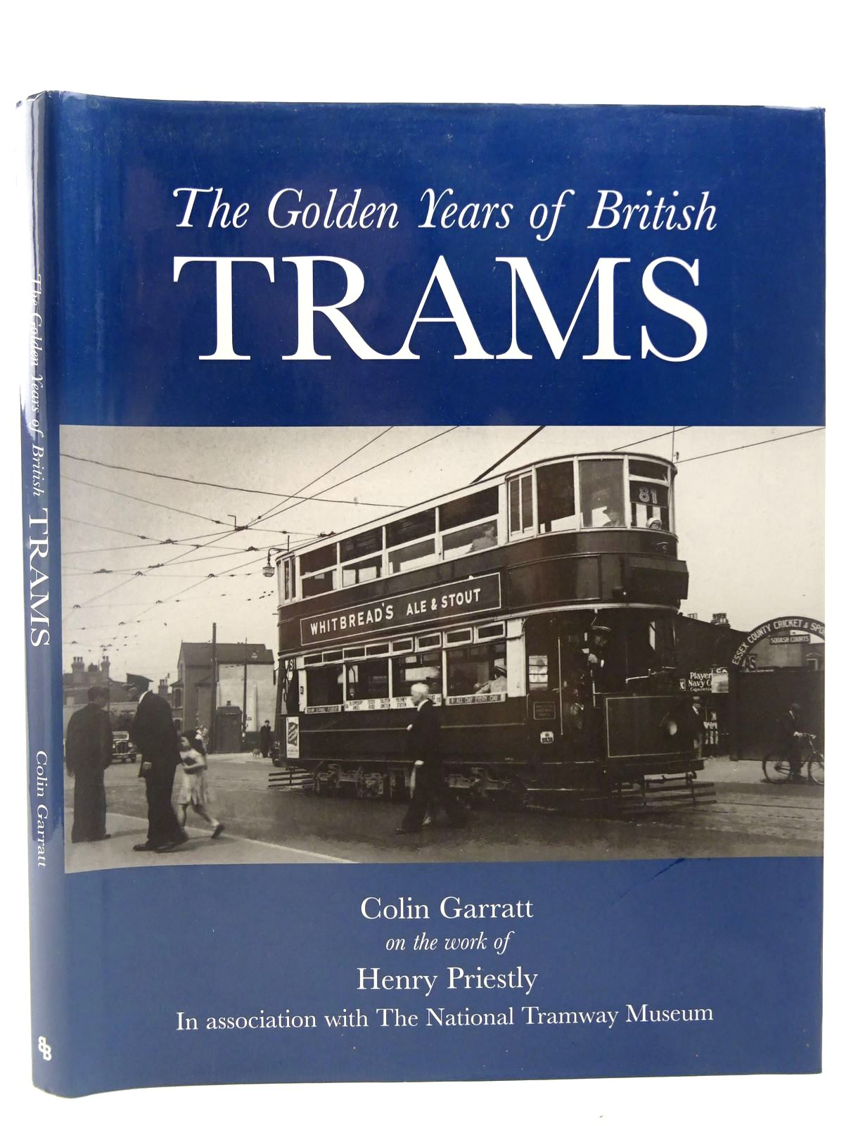 Photo of THE GOLDEN YEARS OF BRITISH TRAMS- Stock Number: 2126994