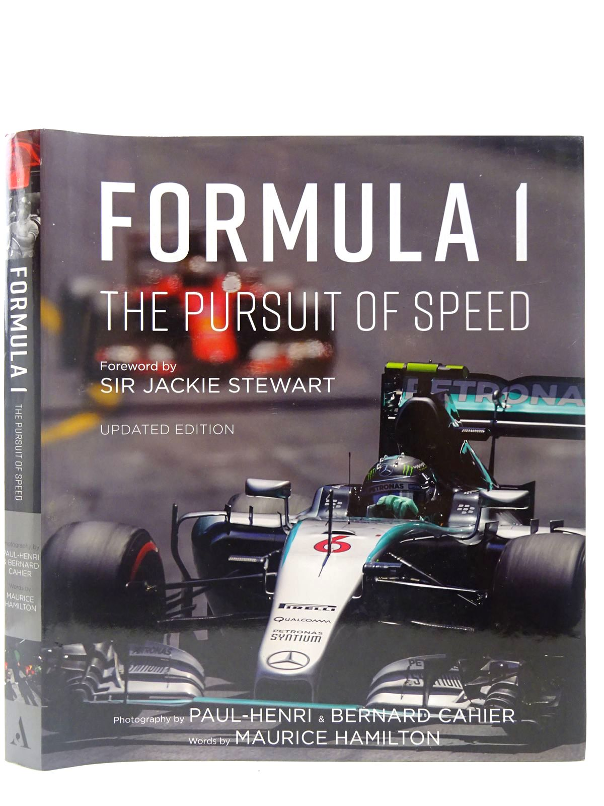 Photo of FORMULA 1 THE PURSUIT OF SPEED written by Hamilton, Maurice published by Aurum Press (STOCK CODE: 2126995)  for sale by Stella & Rose's Books
