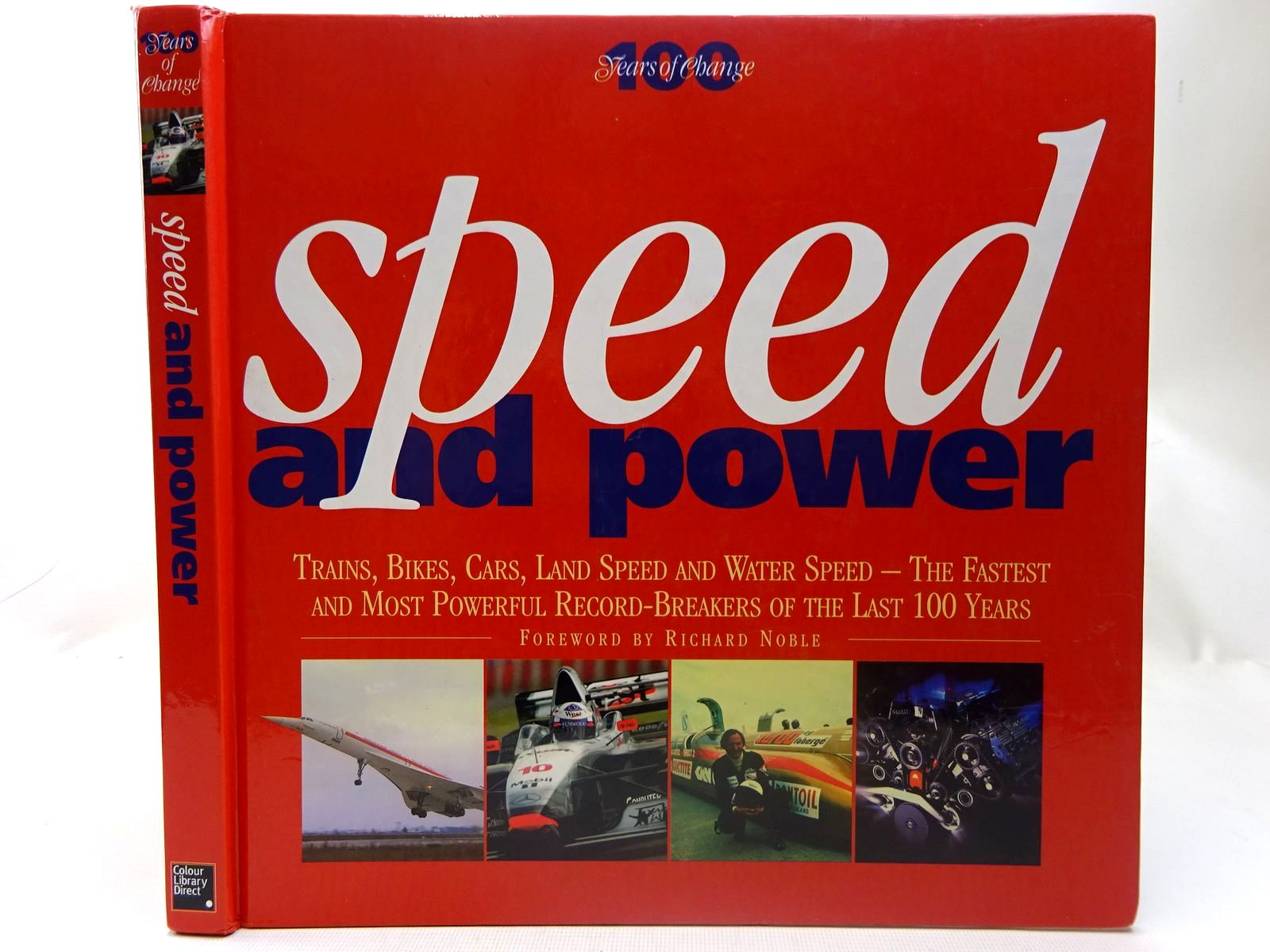 Photo of SPEED AND POWER written by Noble, Richard Tremayne, David et al, published by Colour Library Direct (STOCK CODE: 2126997)  for sale by Stella & Rose's Books