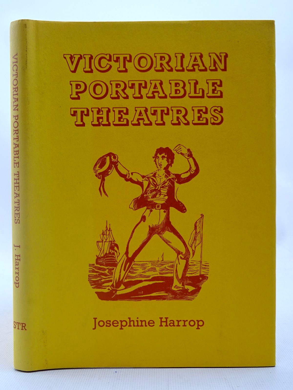 Photo of VICTORIAN PORTABLE THEATRES written by Harrop, Josephine published by The Society For Theatre Research (STOCK CODE: 2127105)  for sale by Stella & Rose's Books