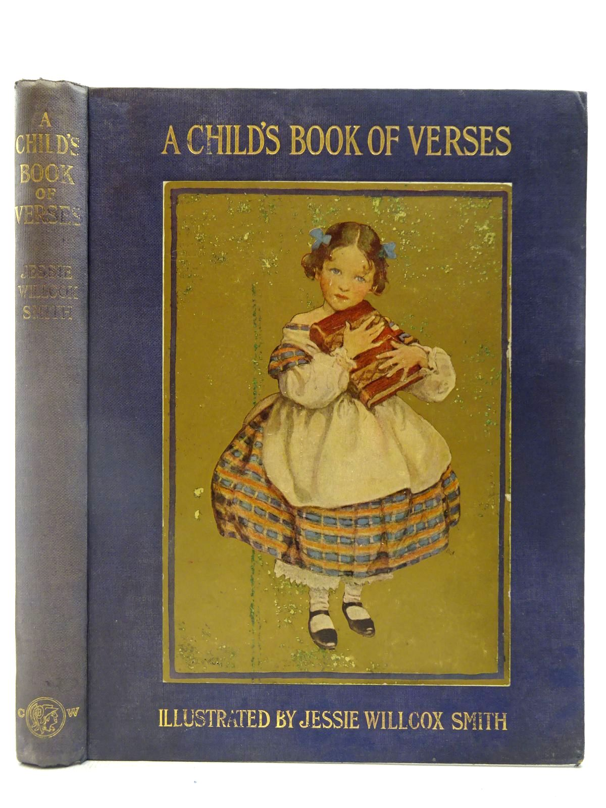 Photo of A CHILD'S BOOK OF VERSES- Stock Number: 2127171