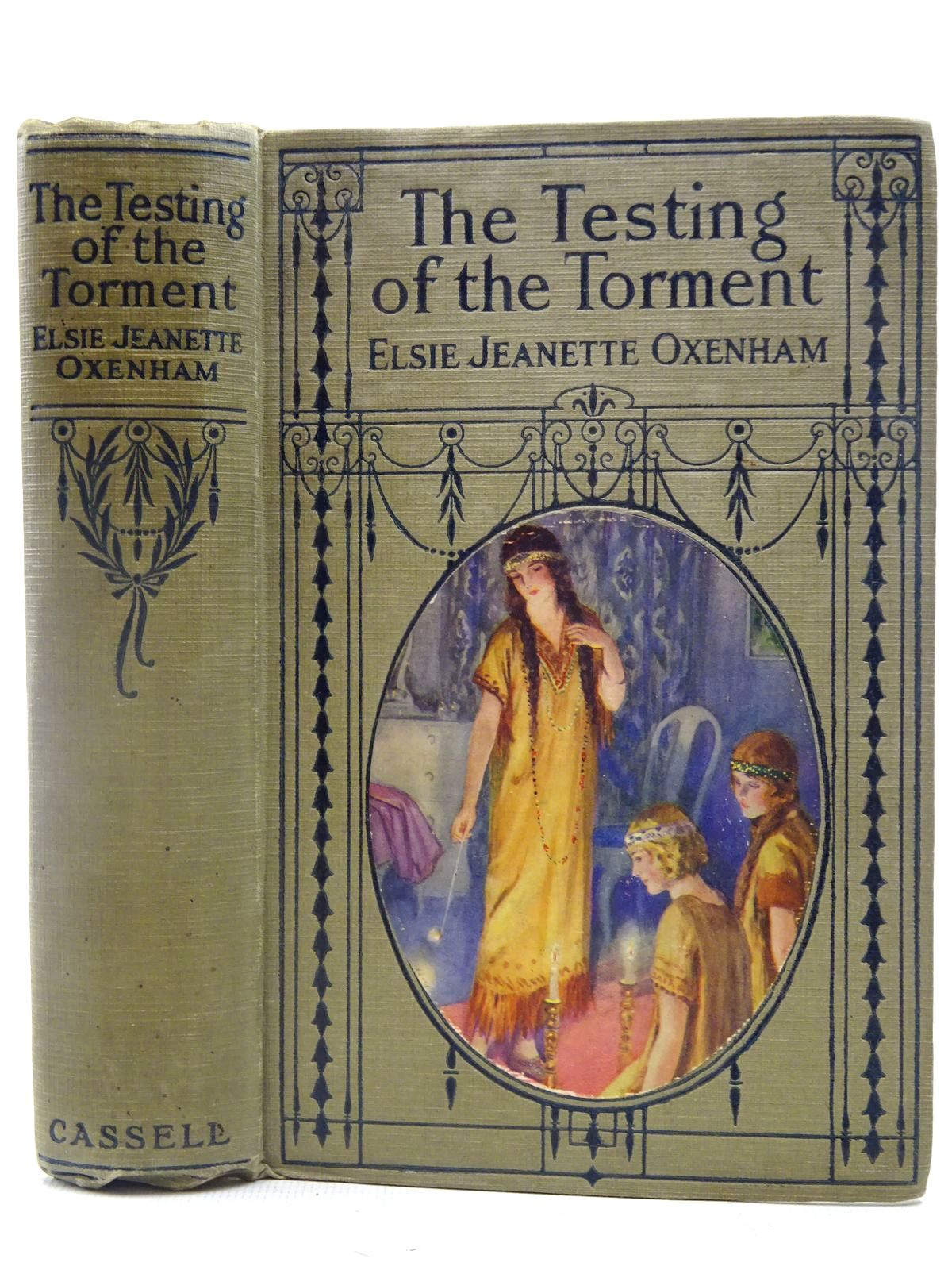 Photo of THE TESTING OF THE TORMENT written by Oxenham, Elsie J. illustrated by Hickling, P.B. published by Cassell & Company Ltd (STOCK CODE: 2127176)  for sale by Stella & Rose's Books