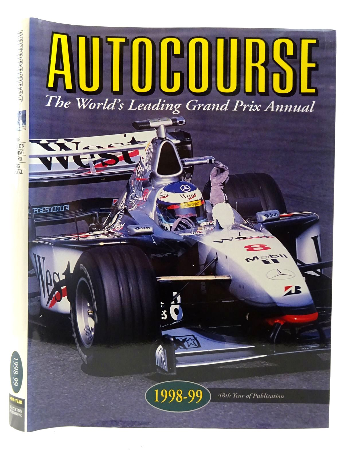 Photo of AUTOCOURSE 1998-99 written by Henry, Alan published by Hazleton Publishing (STOCK CODE: 2127187)  for sale by Stella & Rose's Books