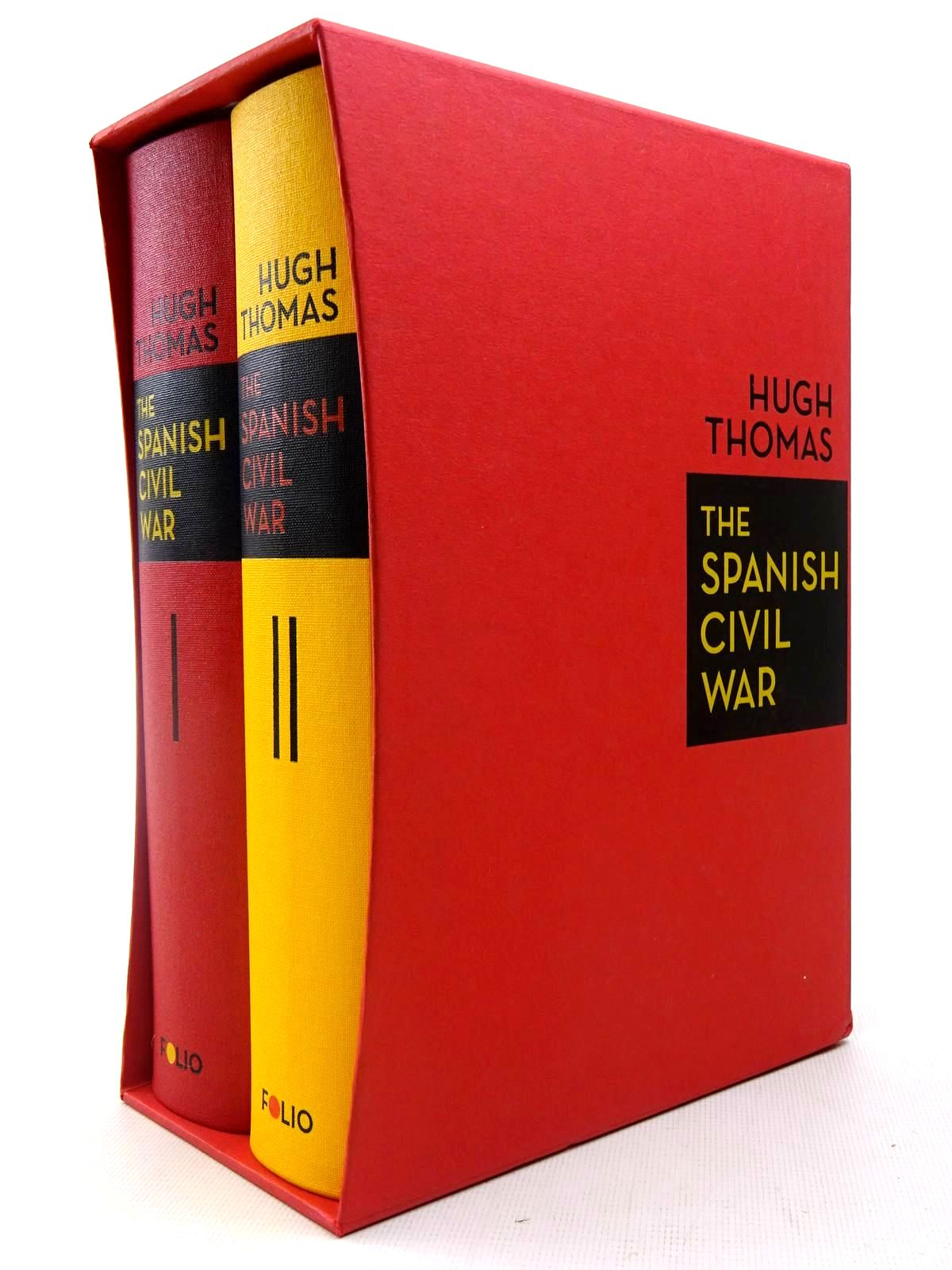 Photo of THE SPANISH CIVIL WAR (2 VOLUMES)- Stock Number: 2127203