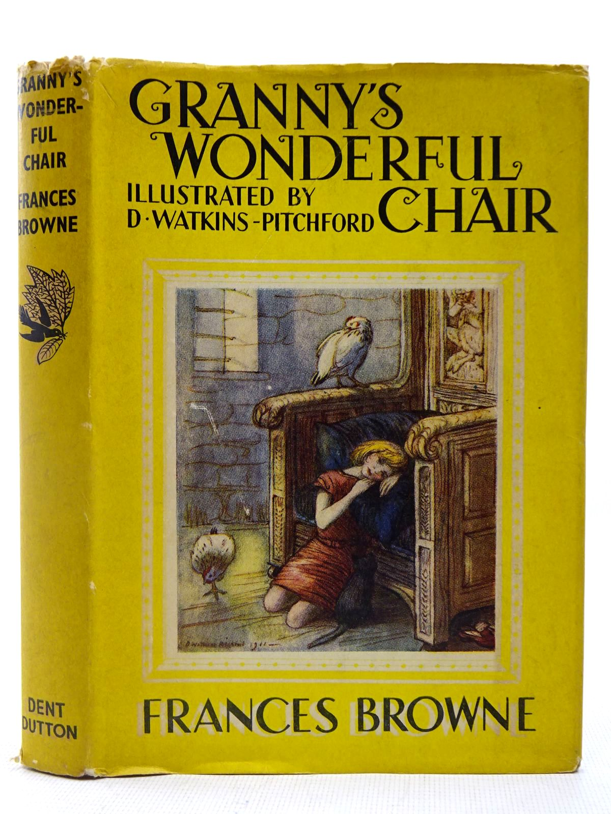 Photo of GRANNY'S WONDERFUL CHAIR- Stock Number: 2127229