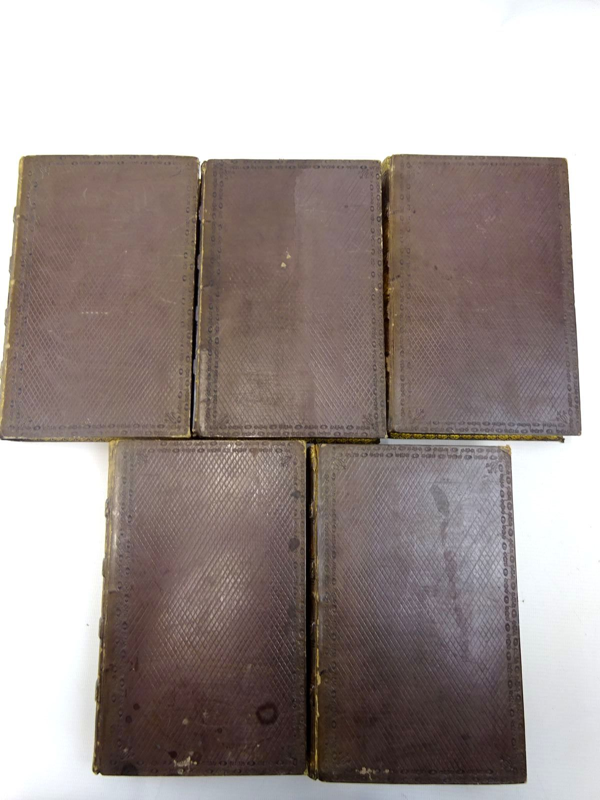 Photo of THE LIFE OF SAMUEL JOHNSON, LL. D. (5 VOLUMES) written by Boswell, James