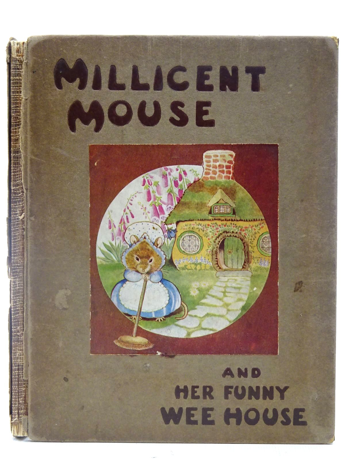 Photo of MILLICENT MOUSE AND HER FUNNY WEE HOUSE written by Mansbridge, Arthur illustrated by Ellerby, Jessie May published by Frederick Warne & Co Ltd. (STOCK CODE: 2127243)  for sale by Stella & Rose's Books