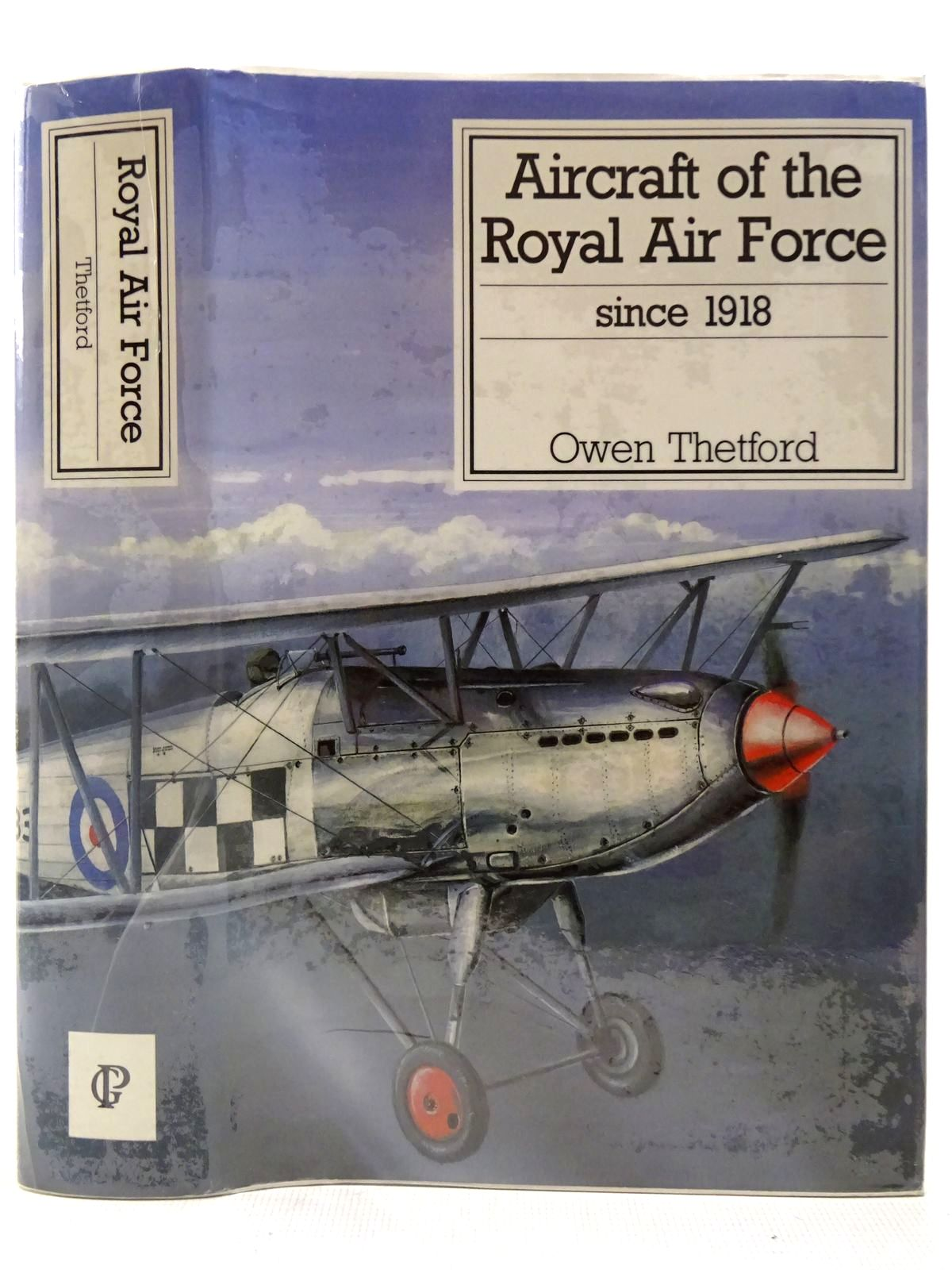 Photo of AIRCRAFT OF THE ROYAL AIR FORCE SINCE 1918- Stock Number: 2127255