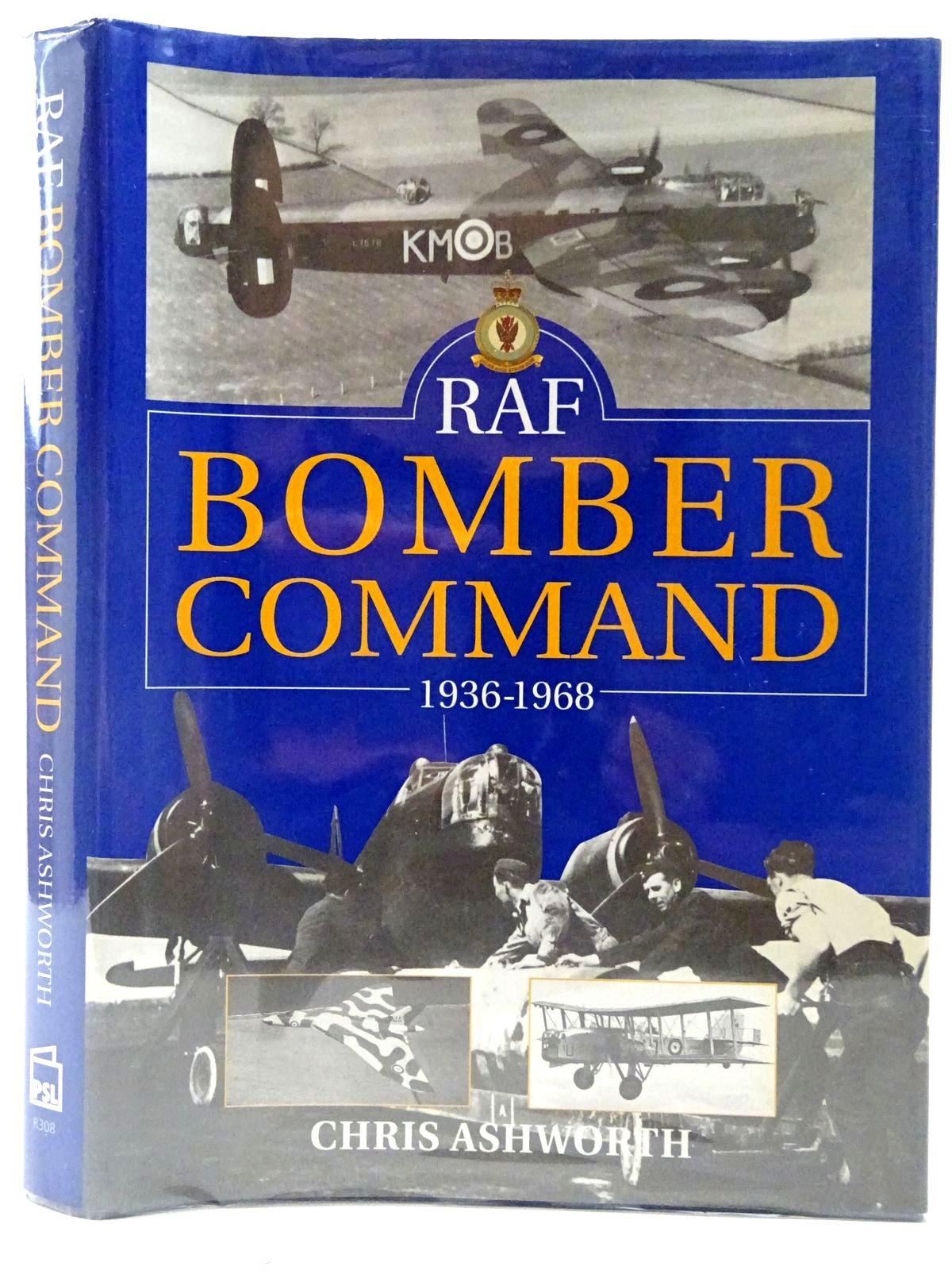 Photo of RAF BOMBER COMMAND 1936-1968- Stock Number: 2127270