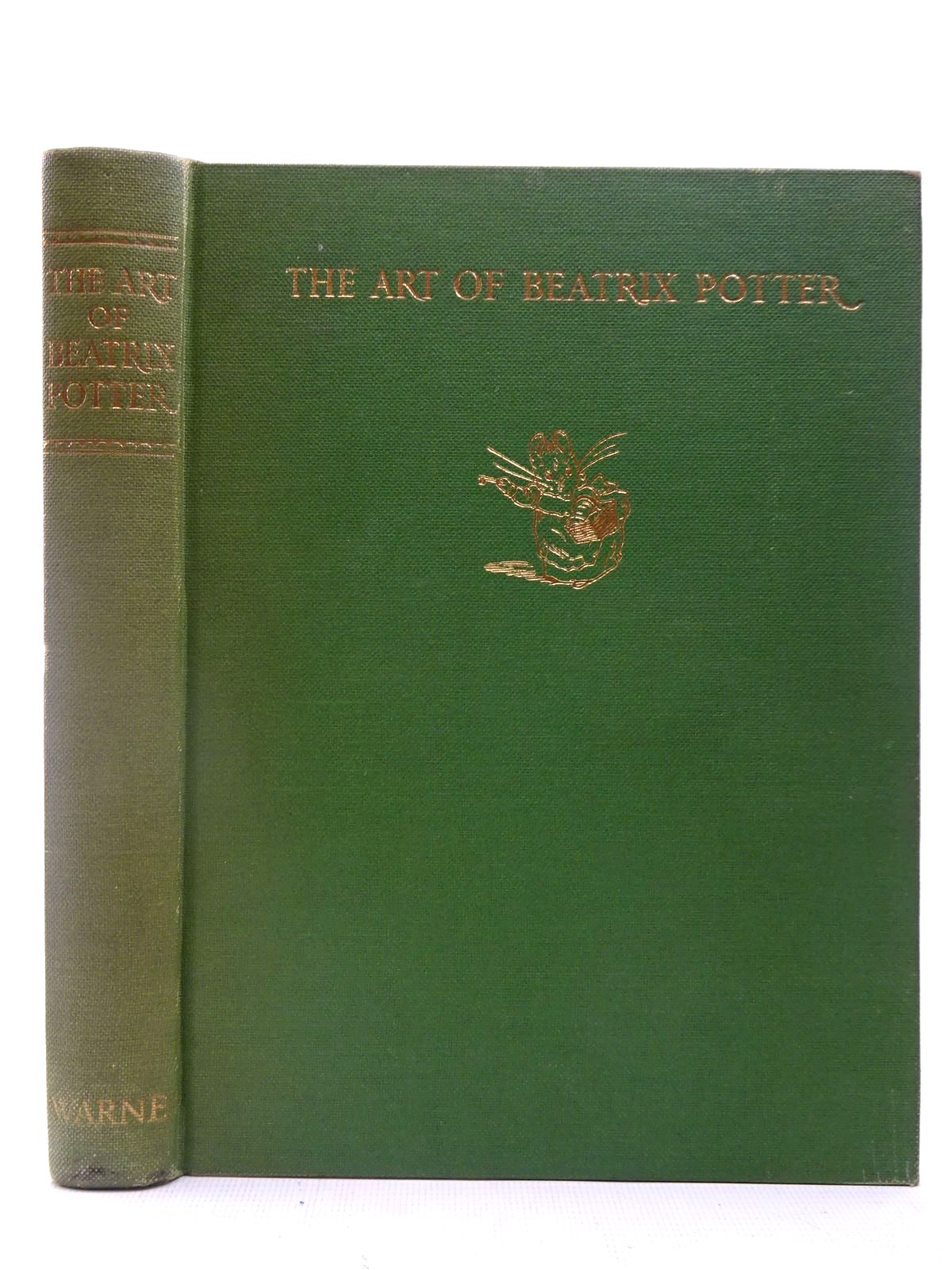 Photo of THE ART OF BEATRIX POTTER written by Linder, Leslie<br />Moore, Anne Carroll<br />Linder, Enid<br />Potter, Beatrix illustrated by Potter, Beatrix published by Frederick Warne &amp; Co Ltd. (STOCK CODE: 2127271)  for sale by Stella & Rose's Books