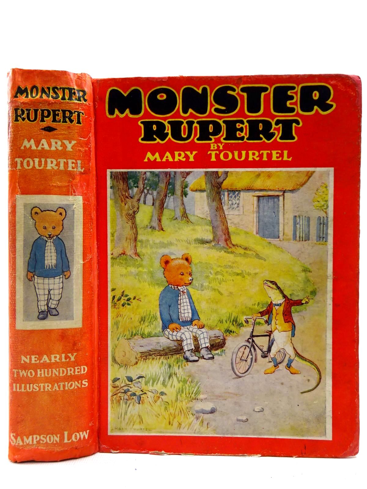 Photo of MONSTER RUPERT 1932- Stock Number: 2127321