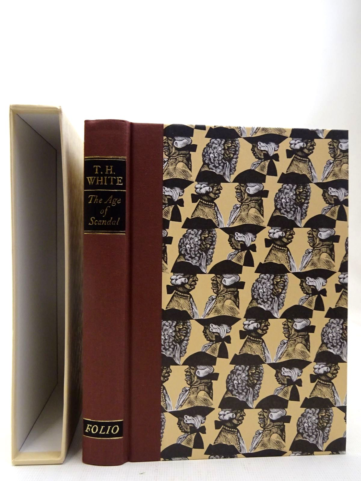 Photo of THE AGE OF SCANDAL: AN EXCURSION THROUGH A MINOR PERIOD written by White, T.H. published by Folio Society (STOCK CODE: 2127345)  for sale by Stella & Rose's Books