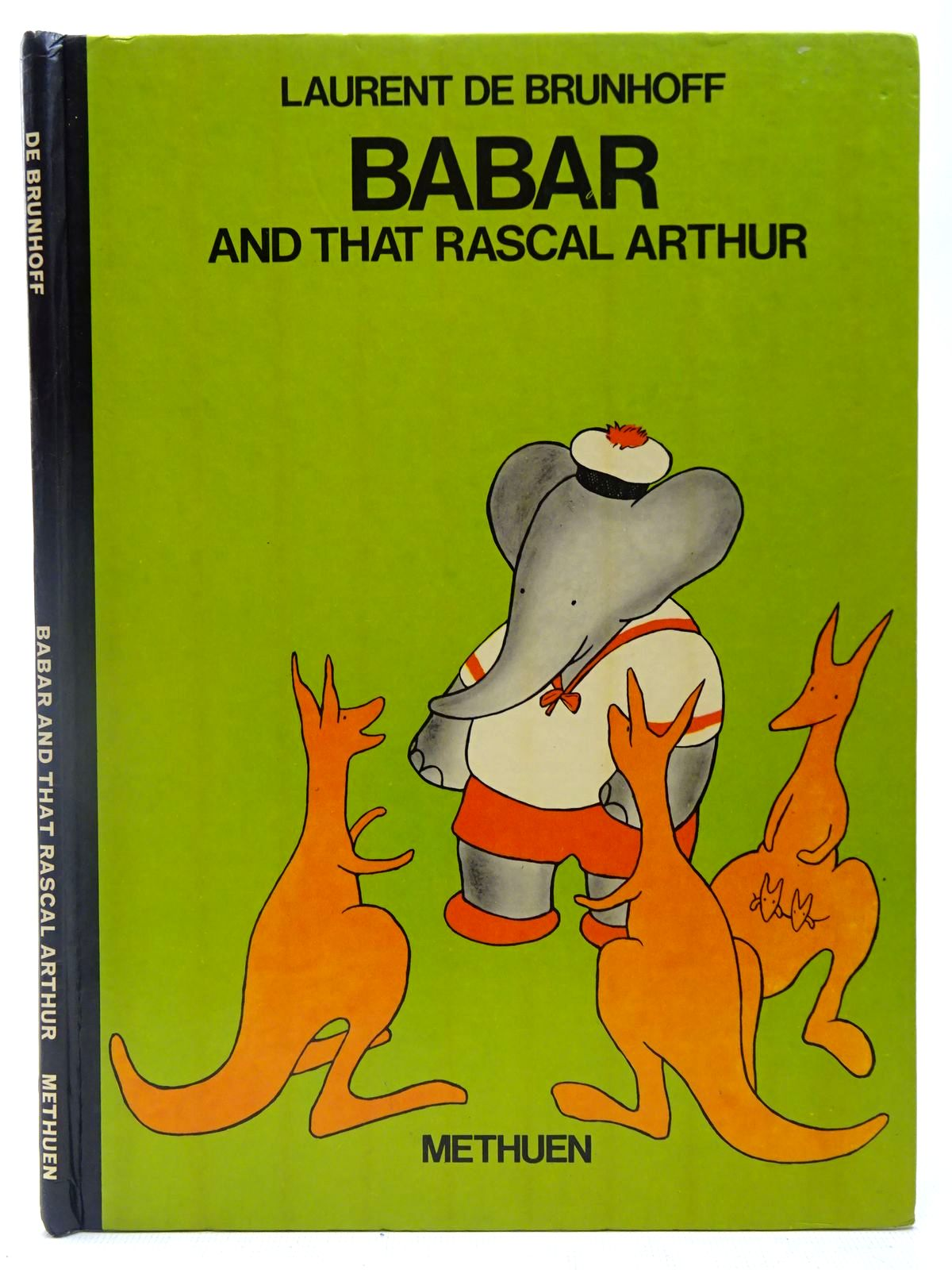 Photo of BABAR AND THAT RASCAL ARTHUR- Stock Number: 2127357
