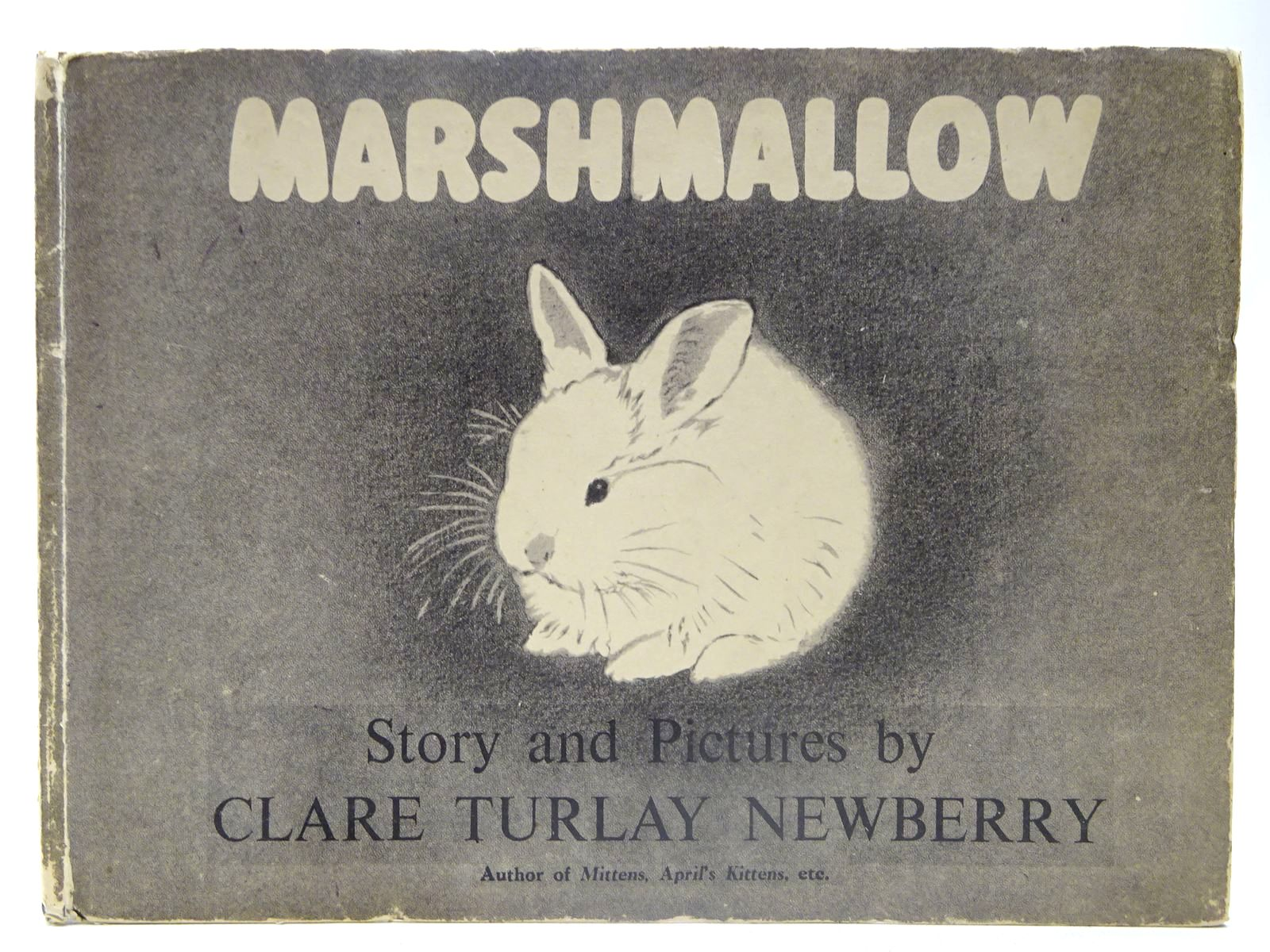 Photo of MARSHMALLOW written by Newberry, Clare Turlay illustrated by Newberry, Clare Turlay published by Hamish Hamilton (STOCK CODE: 2127405)  for sale by Stella & Rose's Books