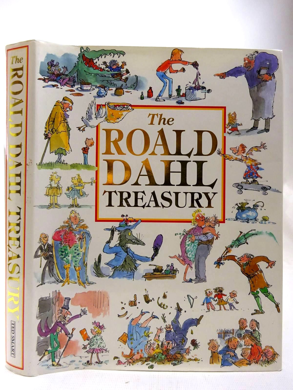 Photo of THE ROALD DAHL TREASURY- Stock Number: 2127417