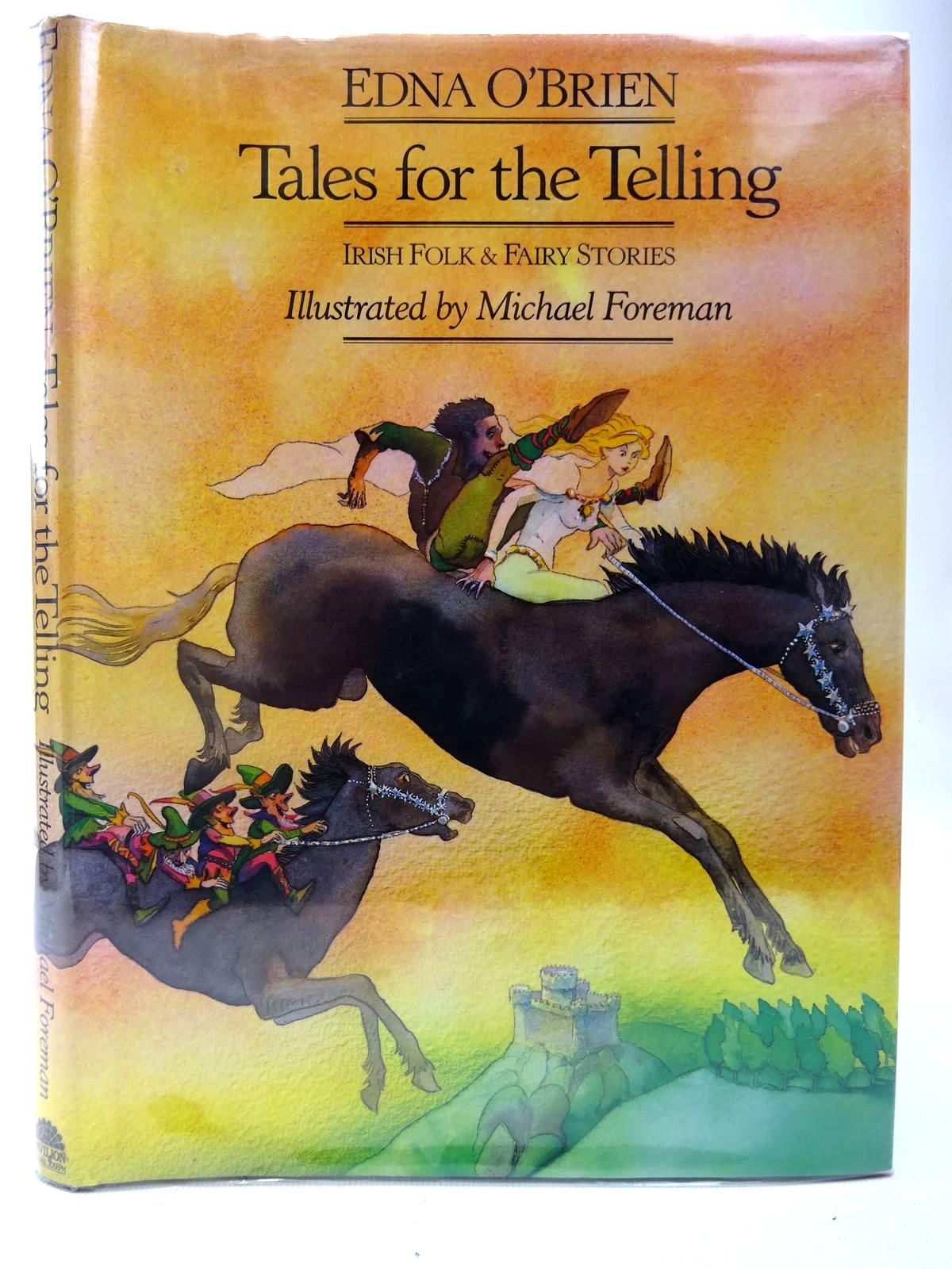 Photo of TALES FOR THE TELLING written by O'Brien, Edna illustrated by Foreman, Michael published by Pavilion Books Ltd. (STOCK CODE: 2127418)  for sale by Stella & Rose's Books