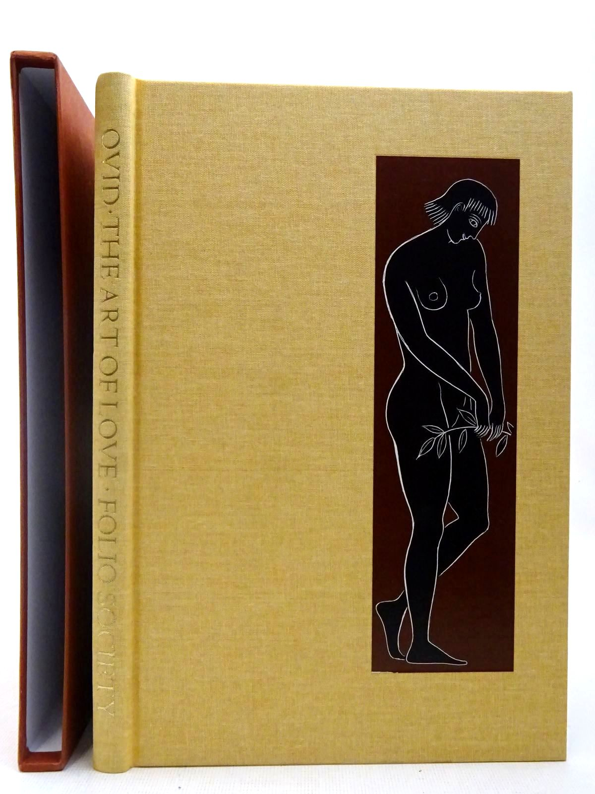 Photo of THE ART OF LOVE written by Ovid, 
