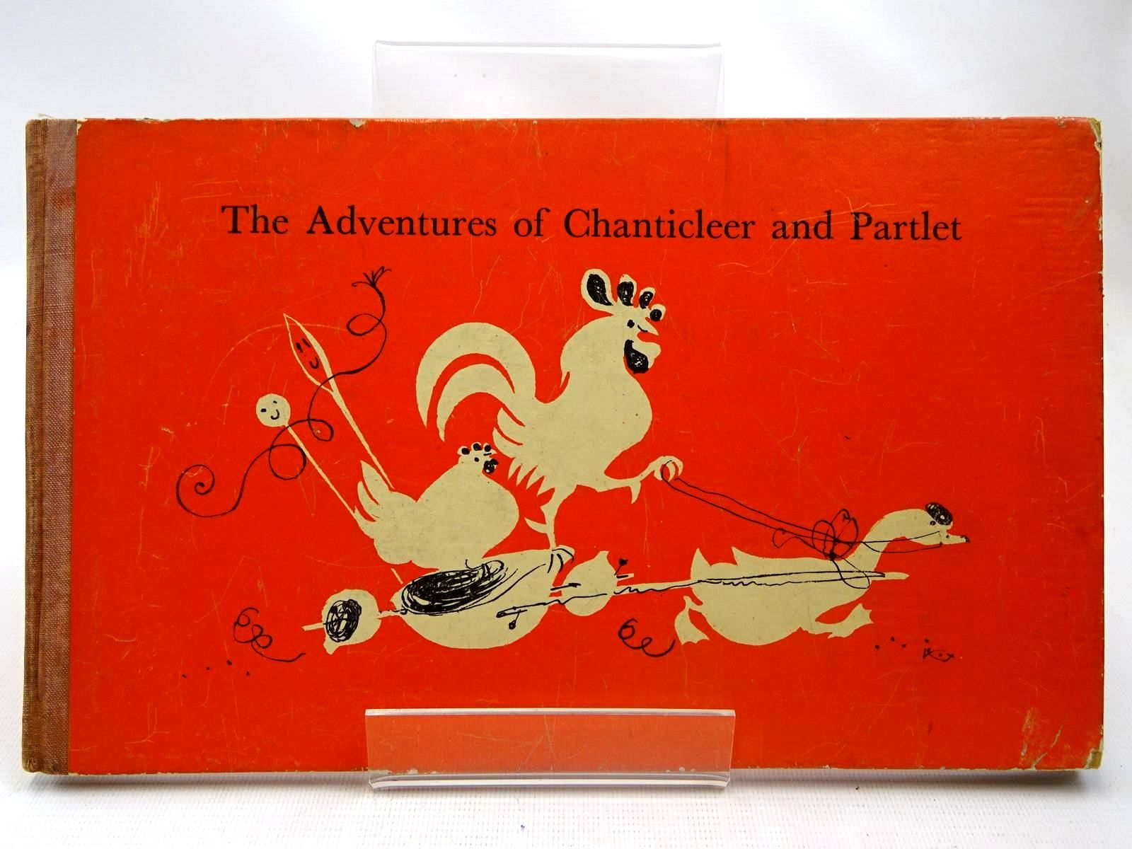 Photo of THE ADVENTURES OF CHANTICLEER AND PARTLET- Stock Number: 2127460
