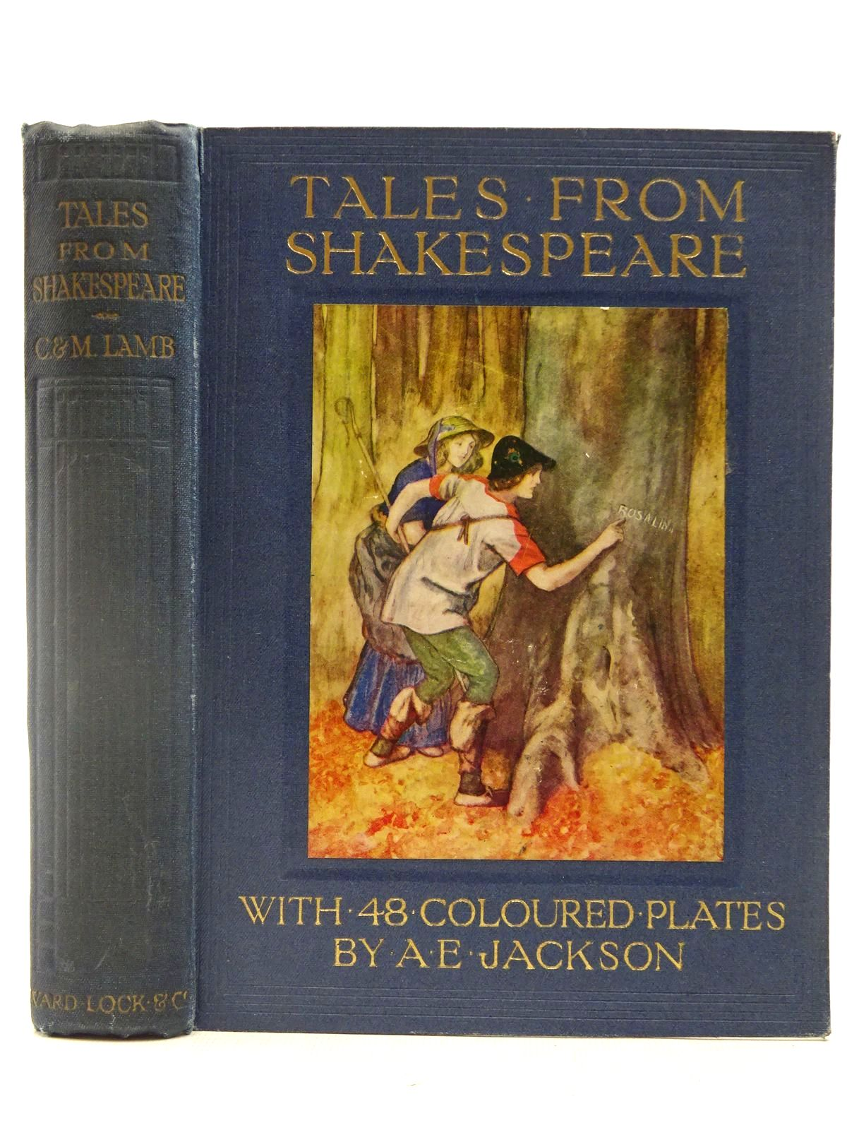 Photo of TALES FROM SHAKESPEARE- Stock Number: 2127488
