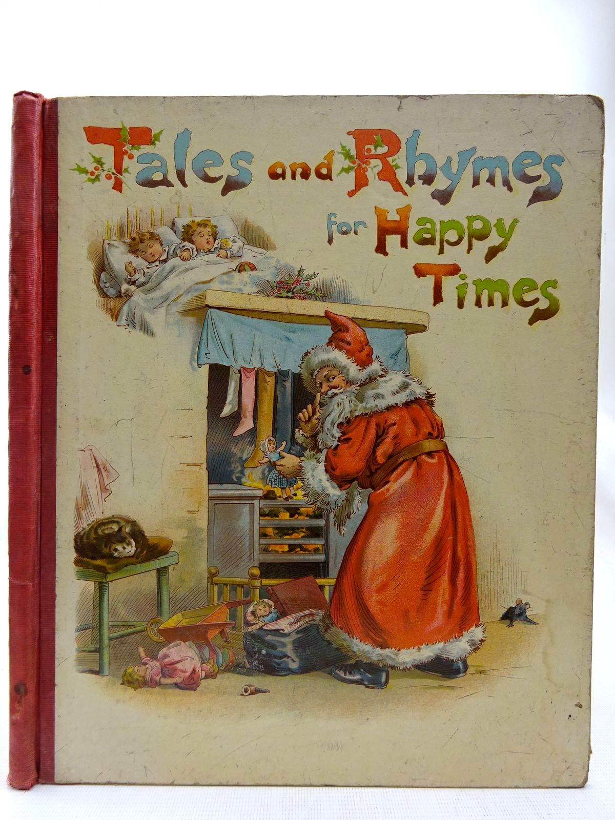 Photo of TALES AND RHYMES FOR HAPPY TIMES written by Arnold, Dorothy published by The Religious Tract Society (STOCK CODE: 2127500)  for sale by Stella & Rose's Books
