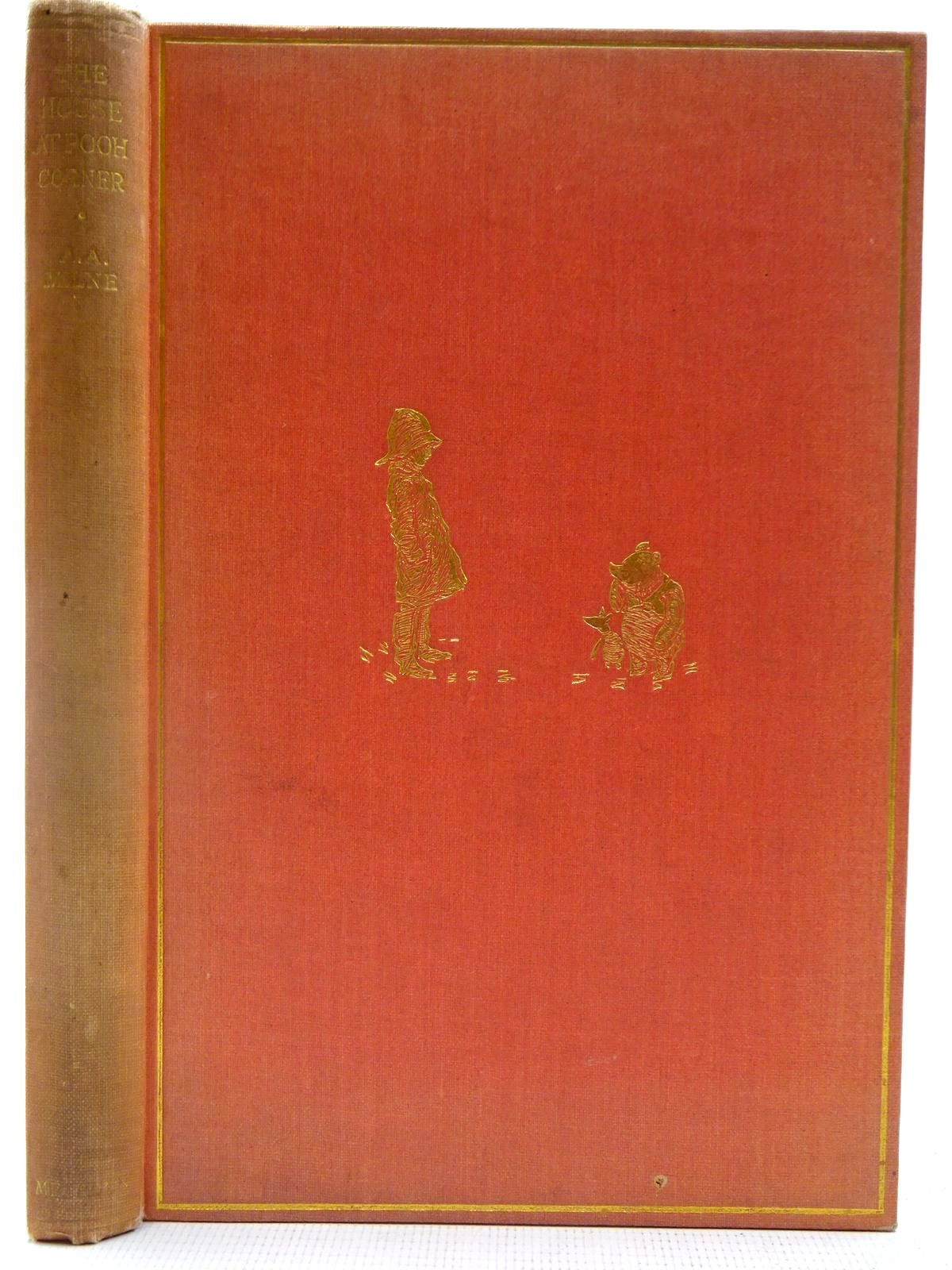Photo of THE HOUSE AT POOH CORNER written by Milne, A.A. illustrated by Shepard, E.H. published by Methuen & Co. Ltd. (STOCK CODE: 2127503)  for sale by Stella & Rose's Books