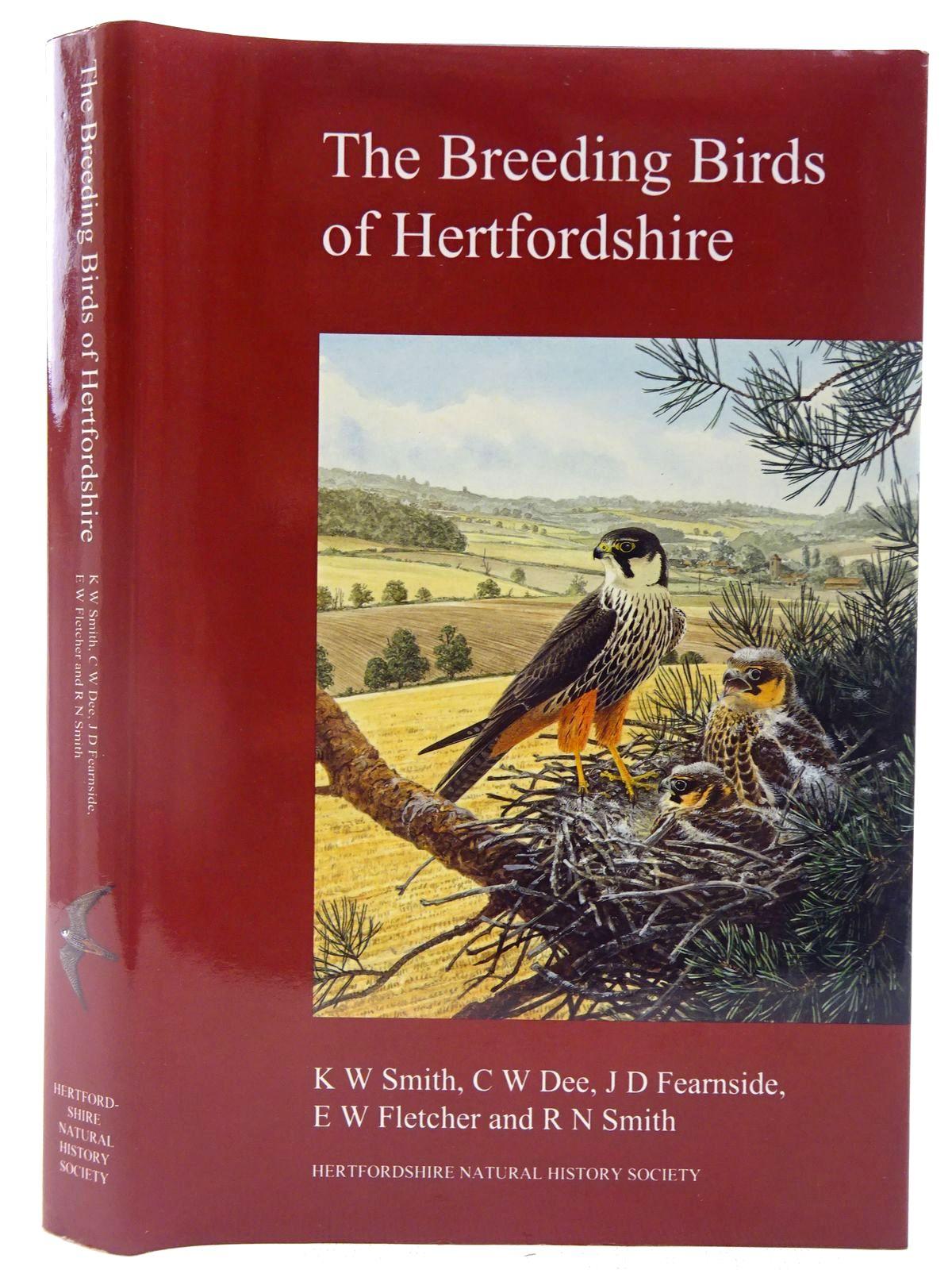Photo of THE BREEDING BIRDS OF HERTFORDSHIRE- Stock Number: 2127543