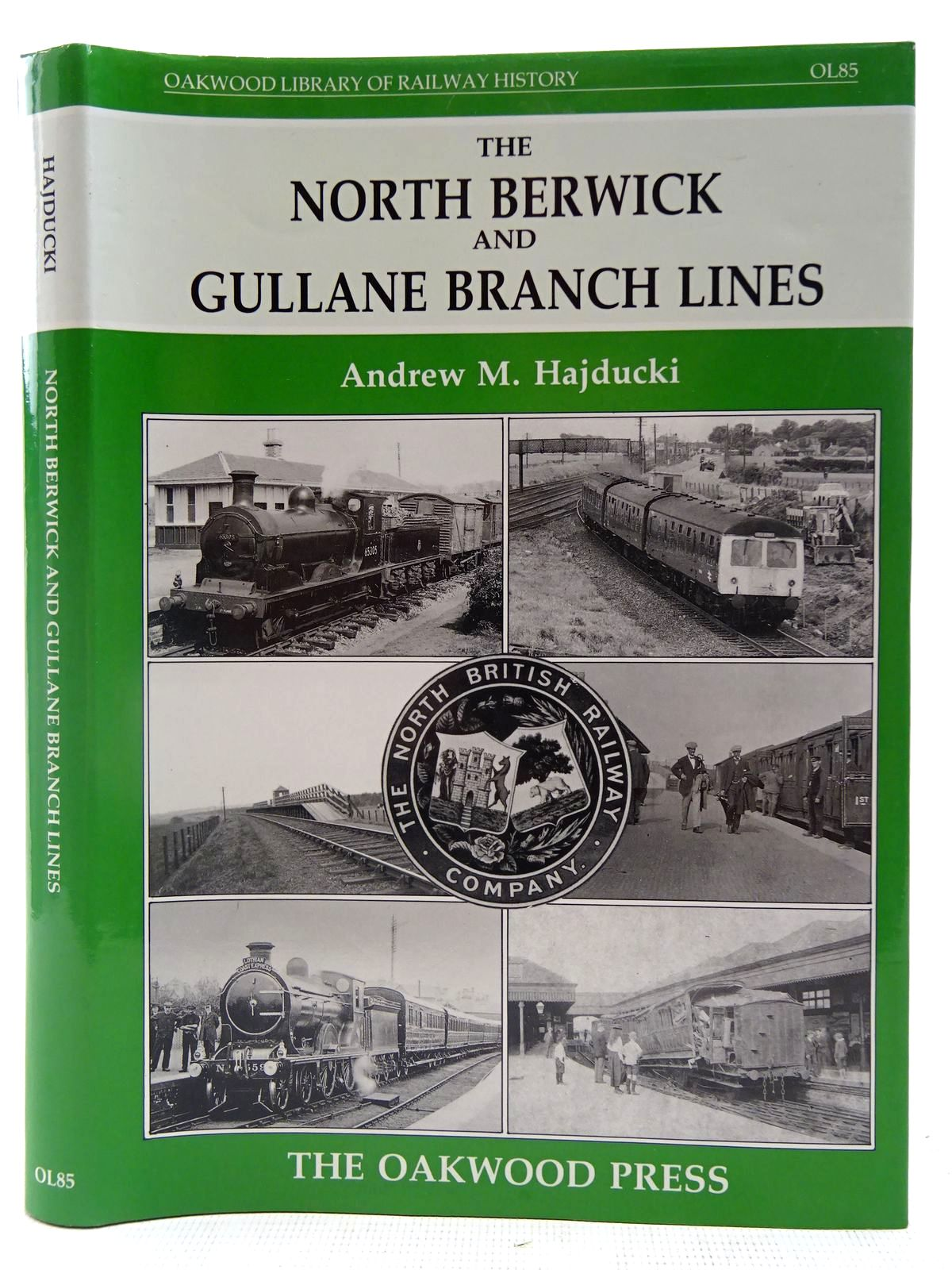 Photo of THE NORTH BERWICK AND GULLANE BRANCH LINES- Stock Number: 2127575